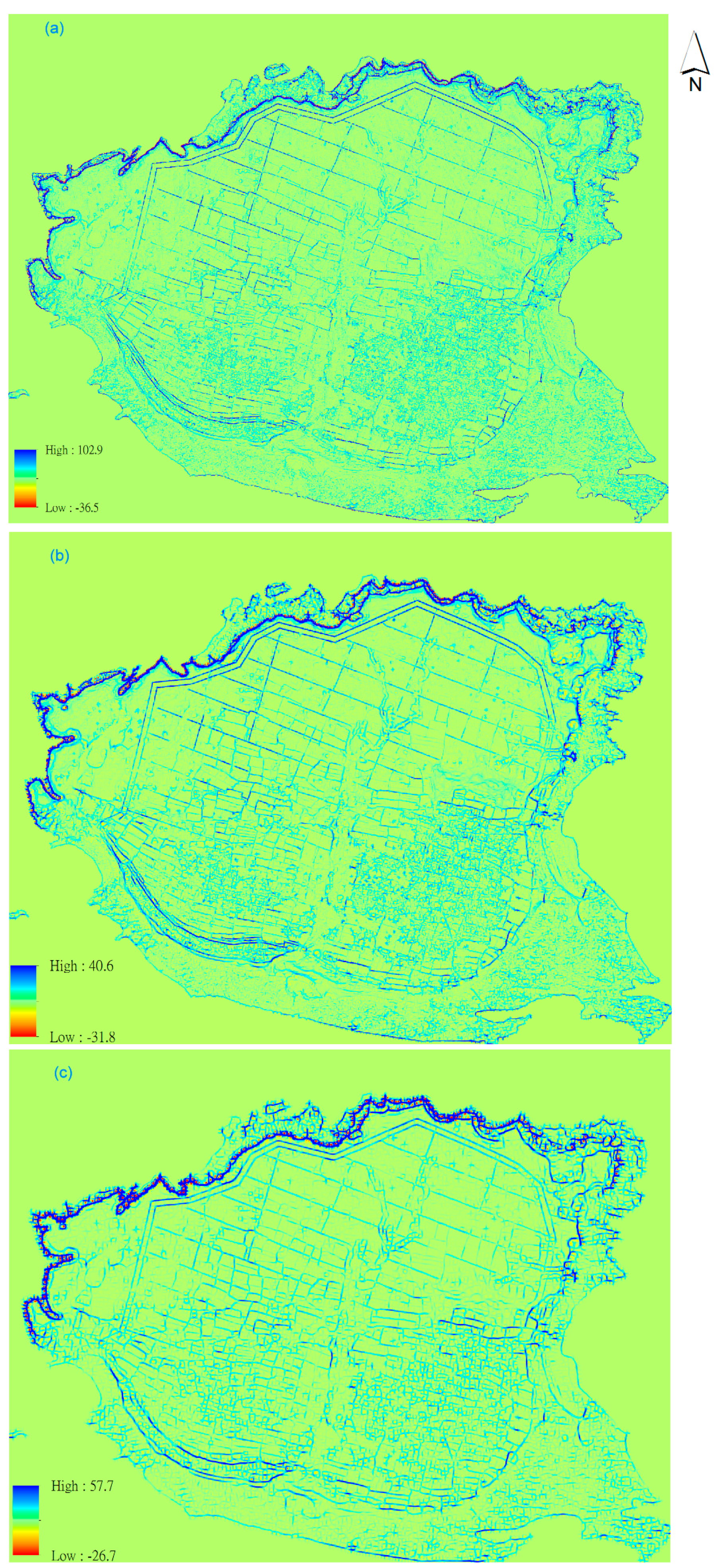 IJGI | Free Full-Text | Historic Low Wall Detection via Topographic