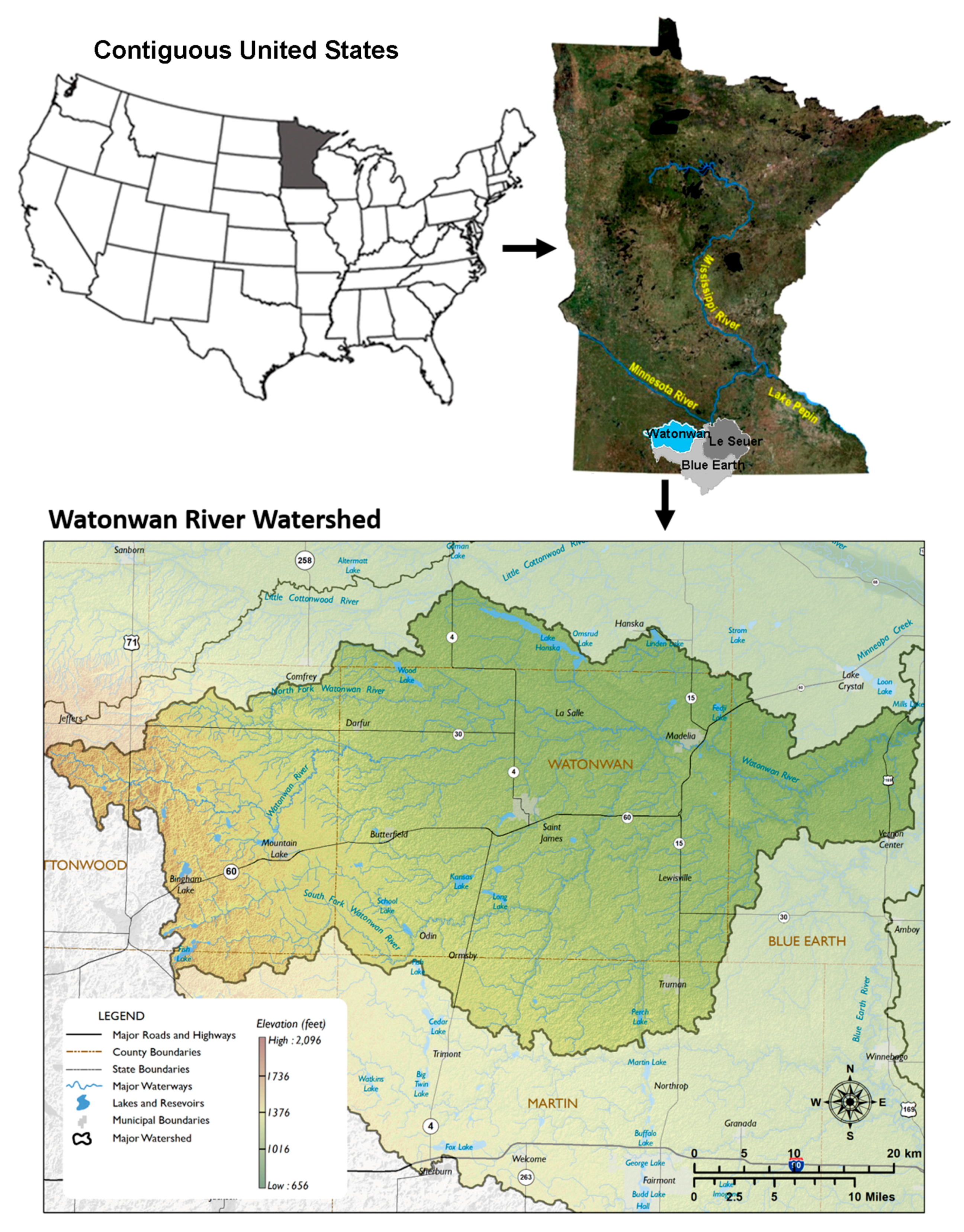 A Gorgeous Map Showing Every River Basin In The US Digg B - Us watershed map