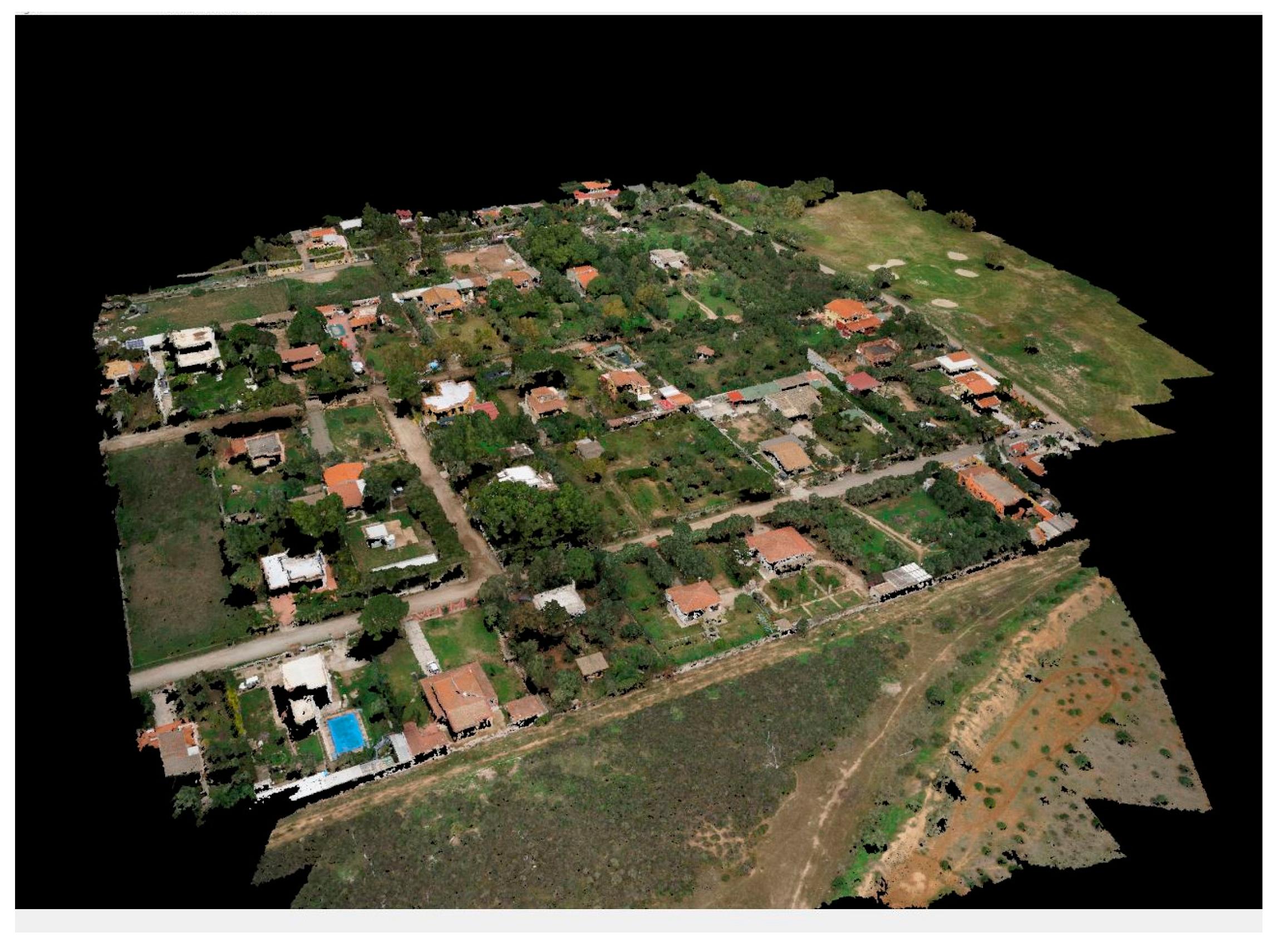 IJGI | Free Full-Text | The Use of Nadir and Oblique UAV