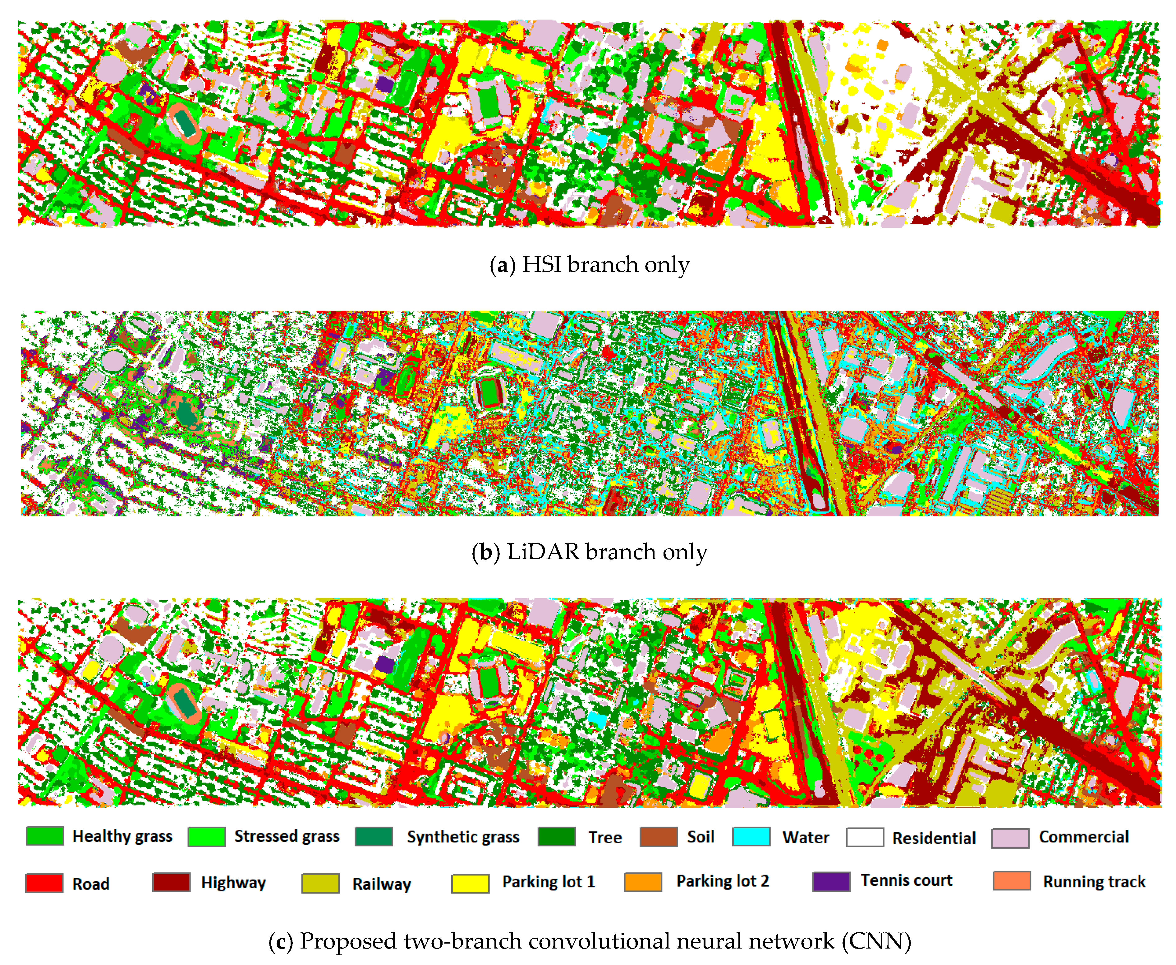 IJGI | Free Full-Text | Multisource Hyperspectral and LiDAR Data