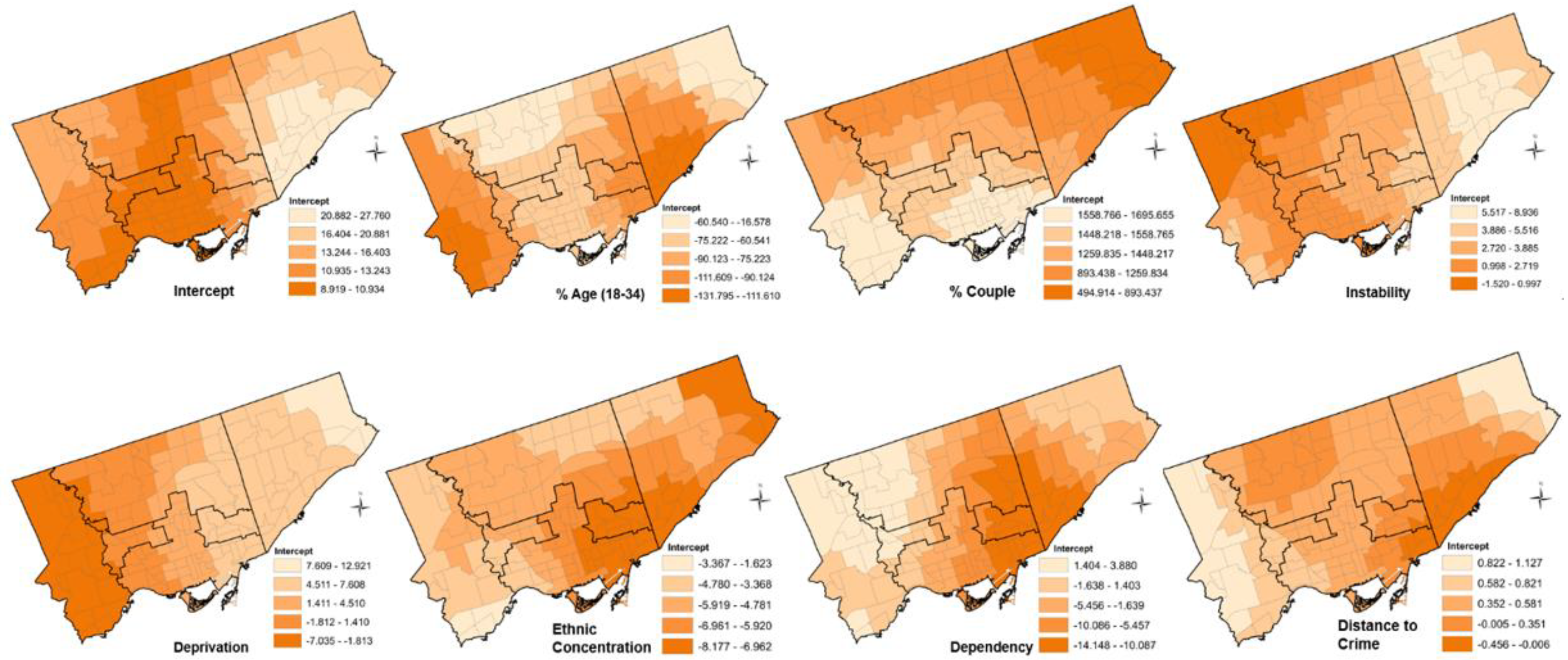 IJGI   Free Full-Text   The Spatial and Social Patterning of