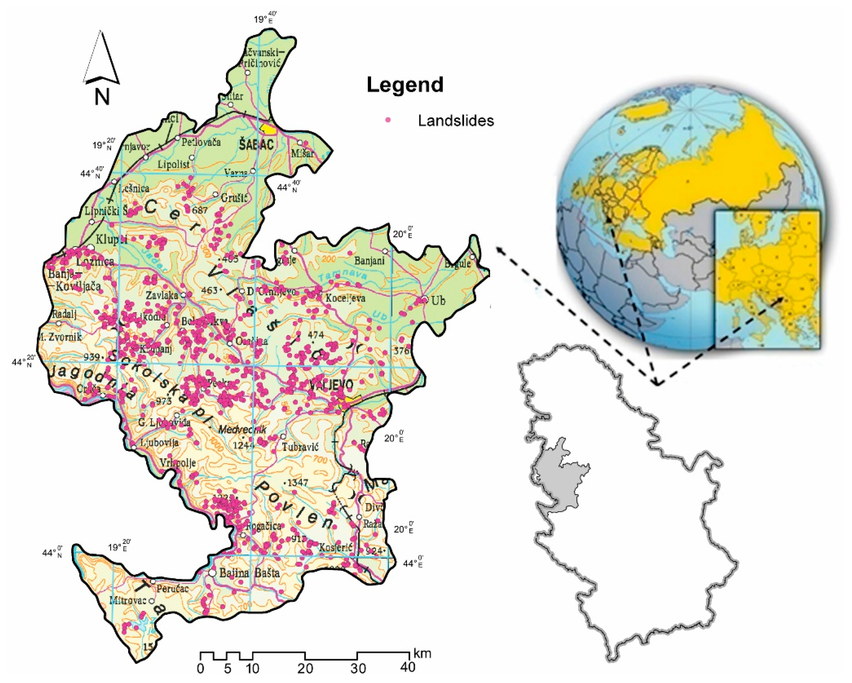 IJGI   Free Full-Text   The Application of the Hybrid GIS