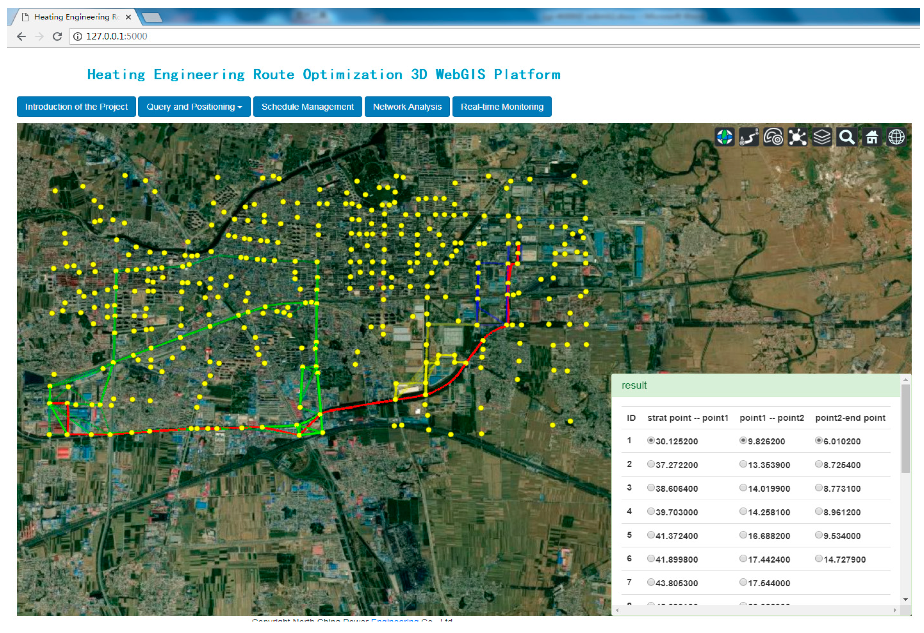 IJGI | Free Full-Text | A Convenient Tool for District Heating Route