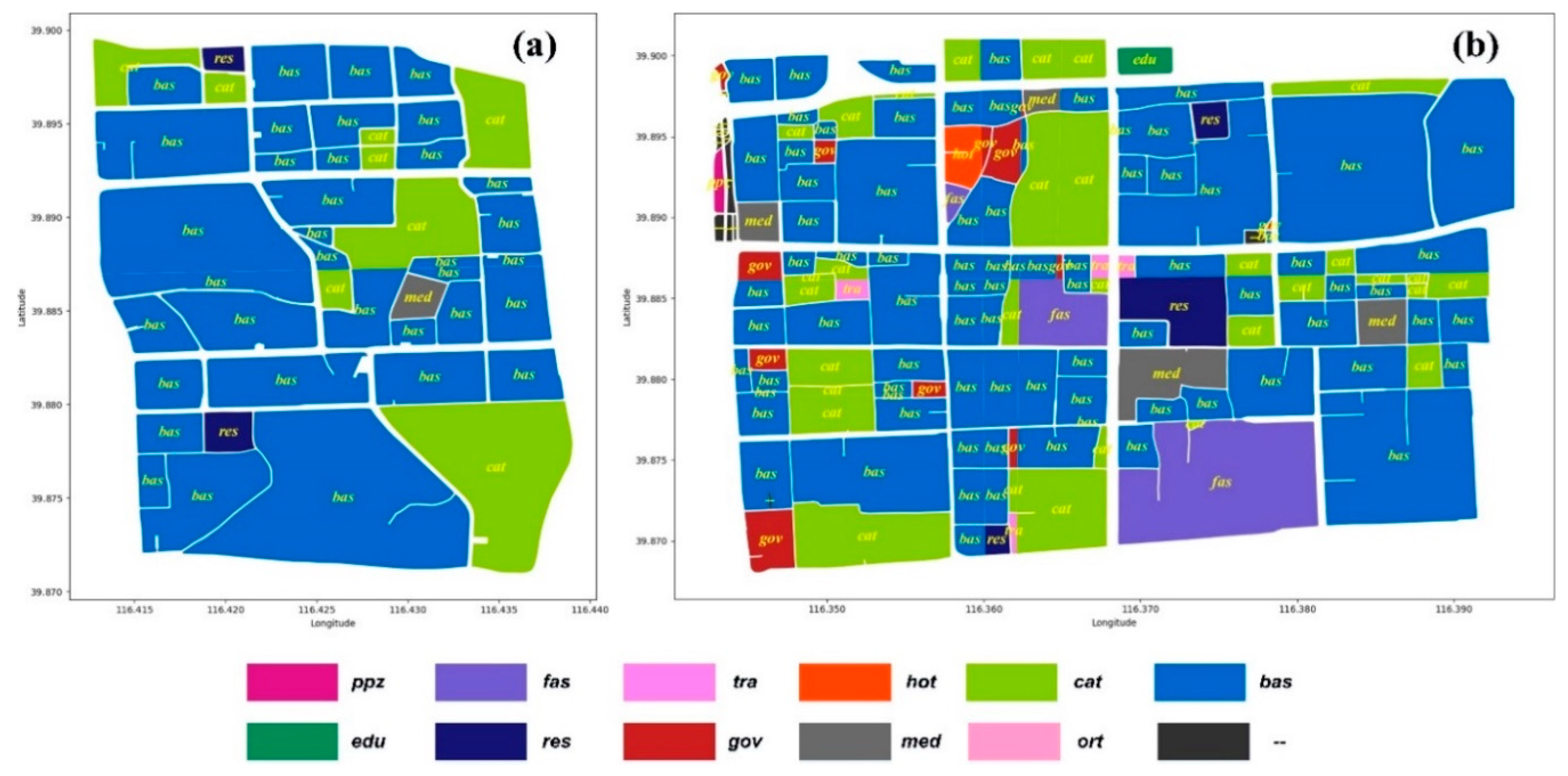 IJGI | Free Full-Text | Urban Parcel Grouping Method Based