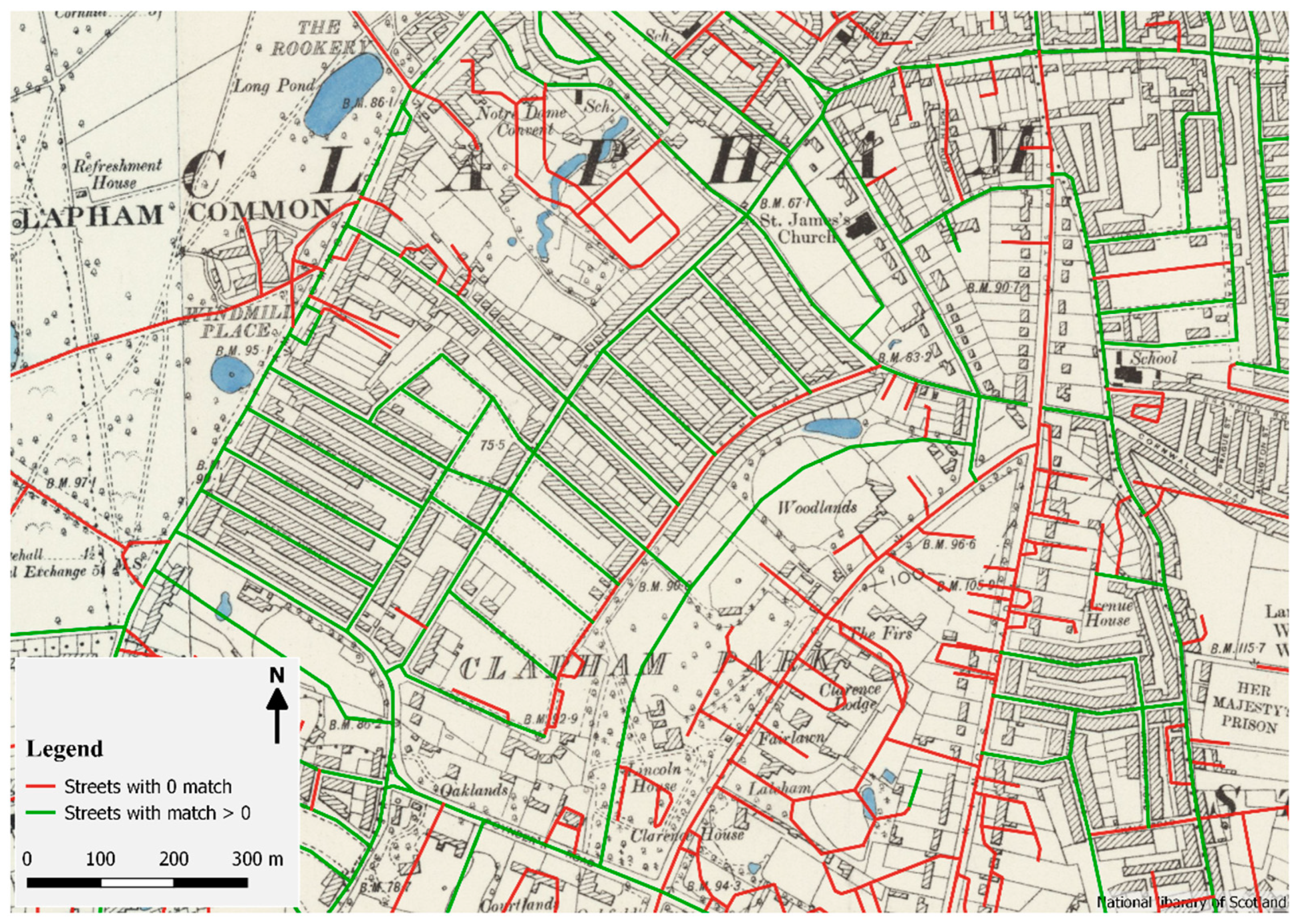 IJGI | Free Full-Text | Geo-Referencing and Mapping 1901 ... Geo Mapping on