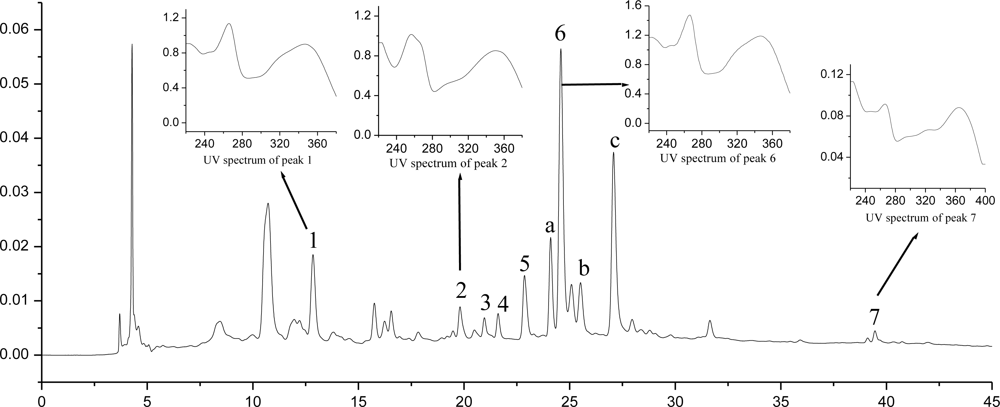 analysis of biochemical compounds in gynura procumbens 191 screening of endophytic bacteria isolated from leaves of sambung nyawa [ gynura procumbens (lour) merr] for cytokinin-like compounds subhash j bhore, ravichantar nithya, chye ying loh department of biotechnology, faculty of applied sciences, aimst university, bedong-semeling road,.