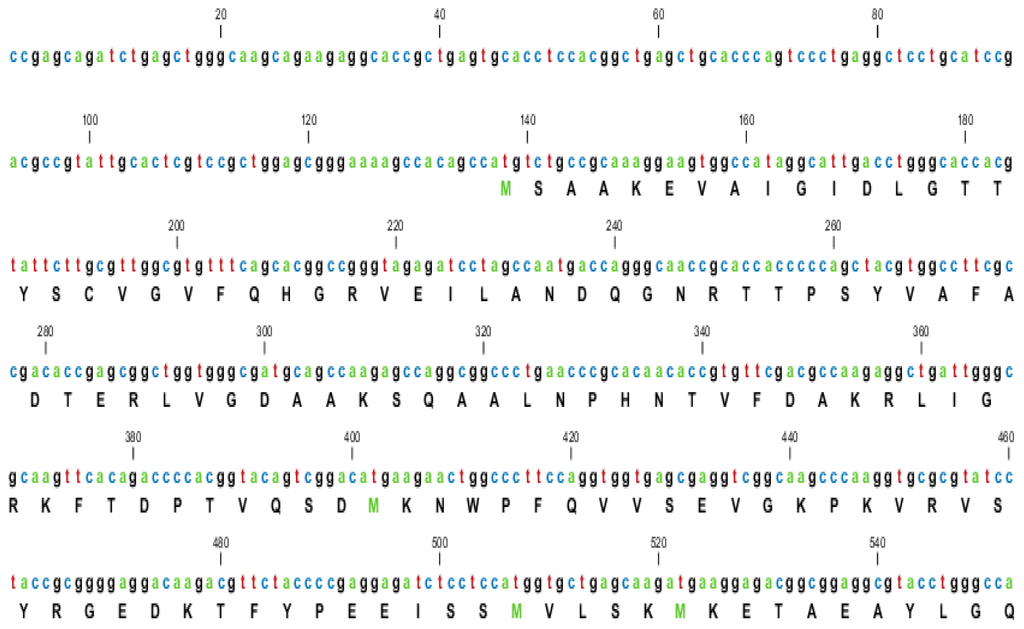 Ijms Free Full Text Molecular Cloning And Characterization Of Cdna Encoding A Putative Stress Induced Heat Shock Protein From Camelus Dromedarius Html