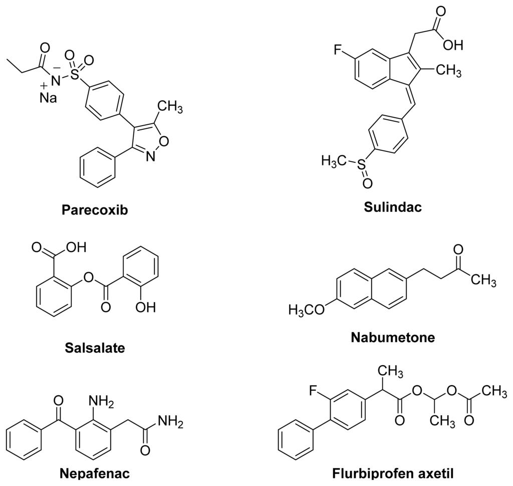 nonsteroidal anti inflammatory drugs ibuprofen