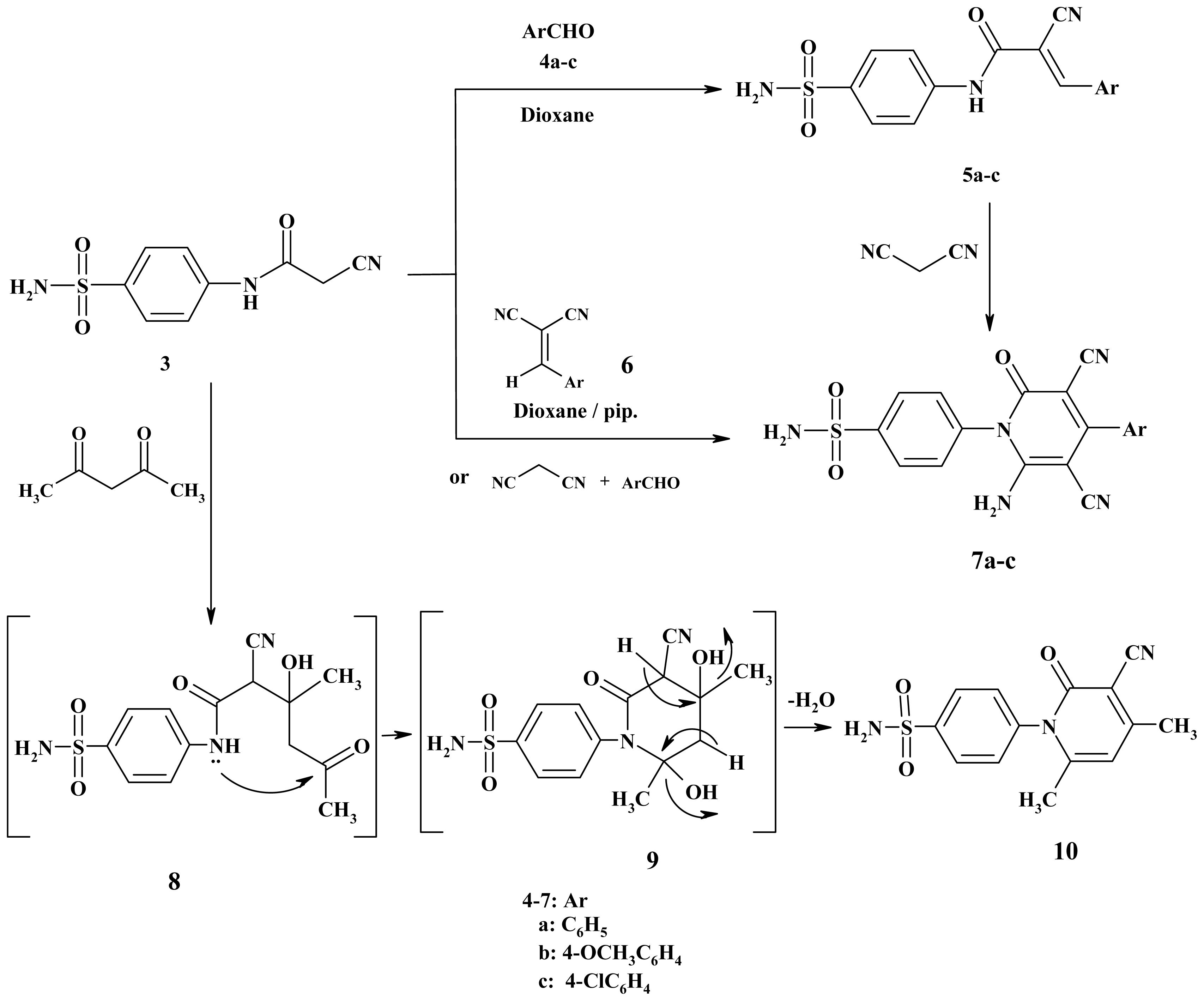 pyrazole derivatives as antimicrobial thesis