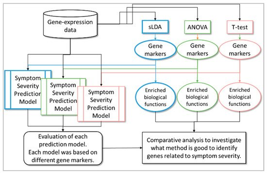 Inferring Genes and Biological Functions That Are Sensitive to the Severity of Toxicity Symptoms
