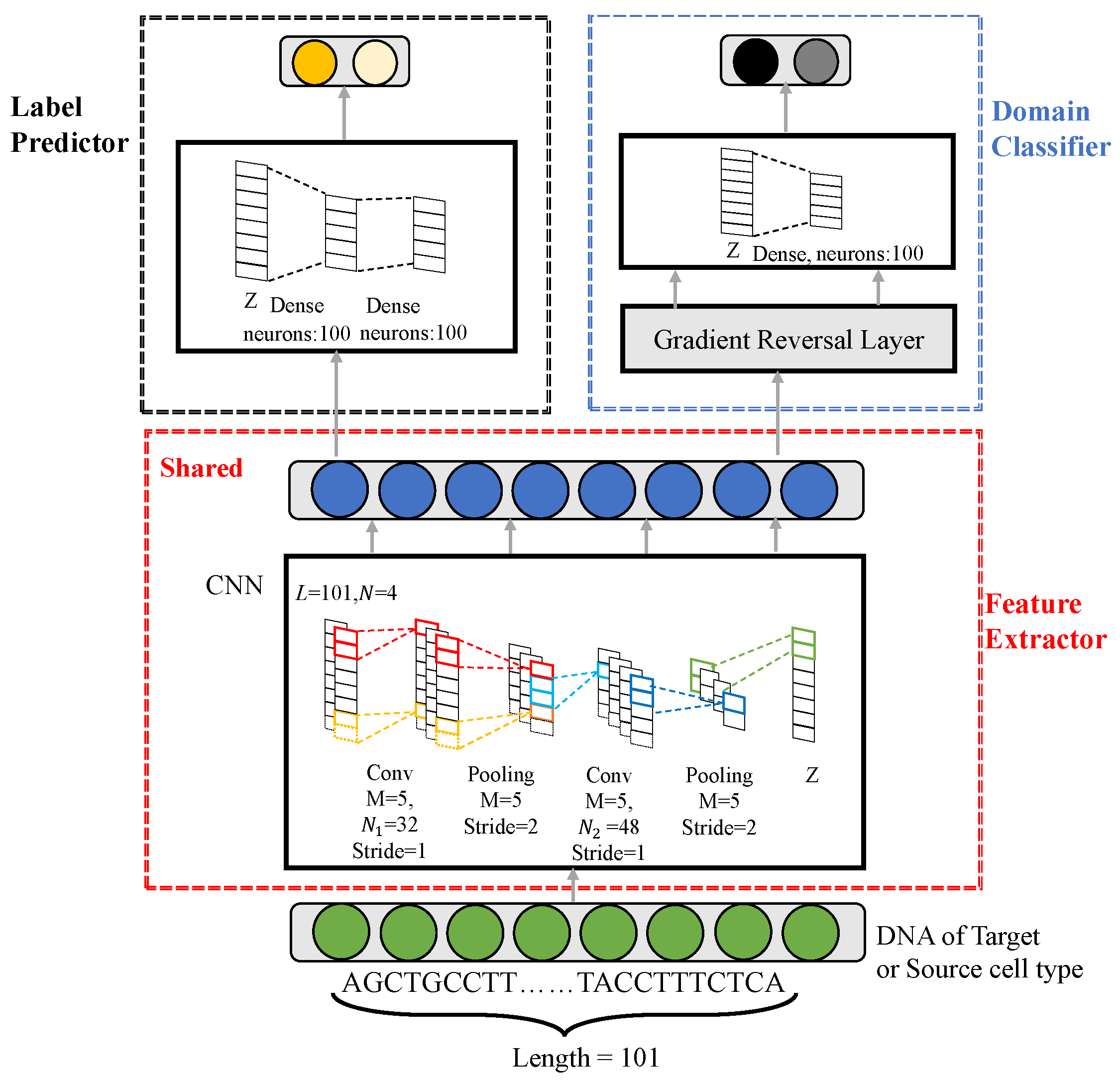 Cross-Cell-Type Prediction Of TF
