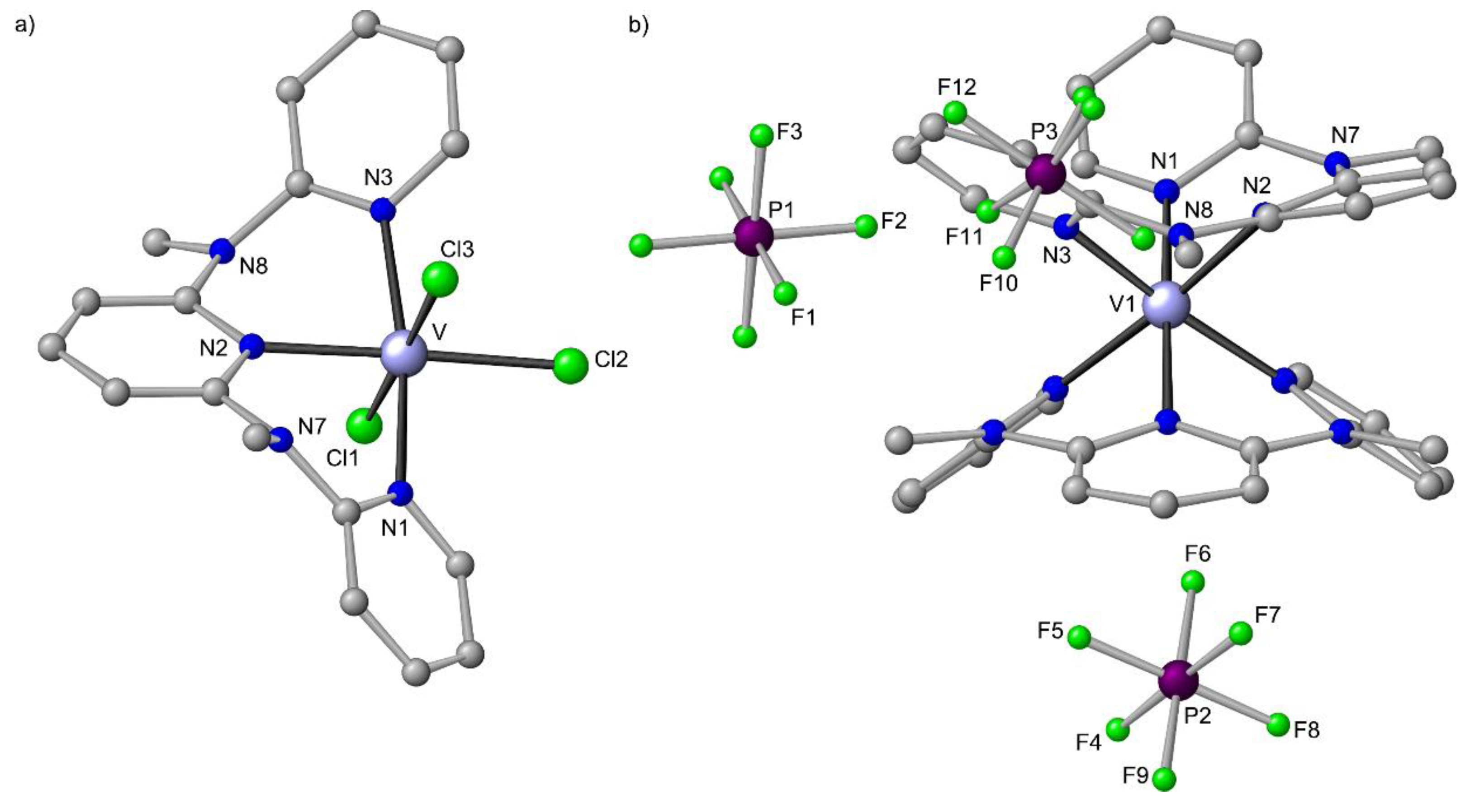 Inorganics | Free Full-Text | Ddpd as Expanded Terpyridine: Dramatic