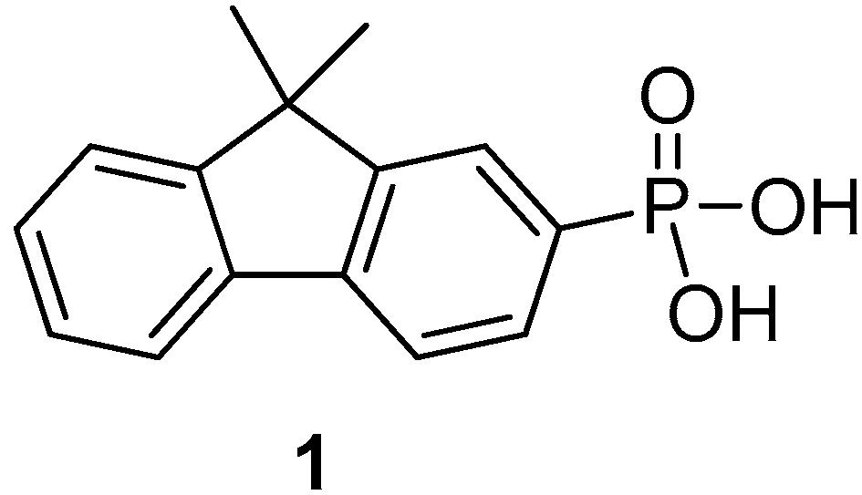 Inorganics Free Full Text Manganese Fluorene Phosphonates