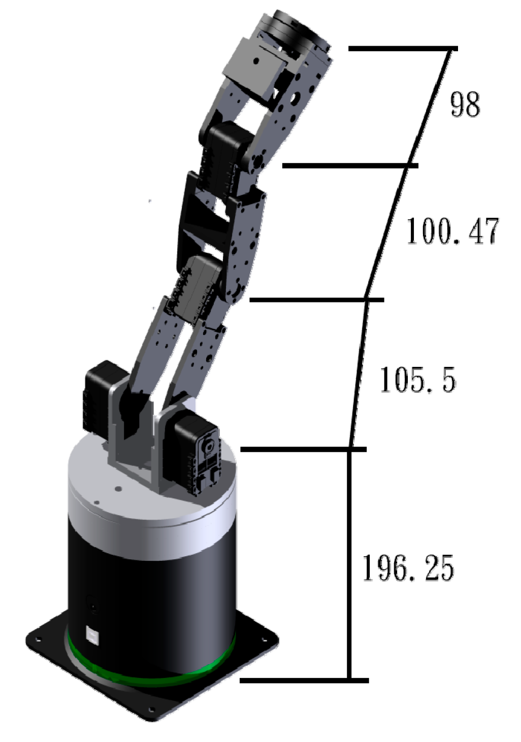 Inventions | Free Full-Text | A Remote Controlled Robotic Arm That