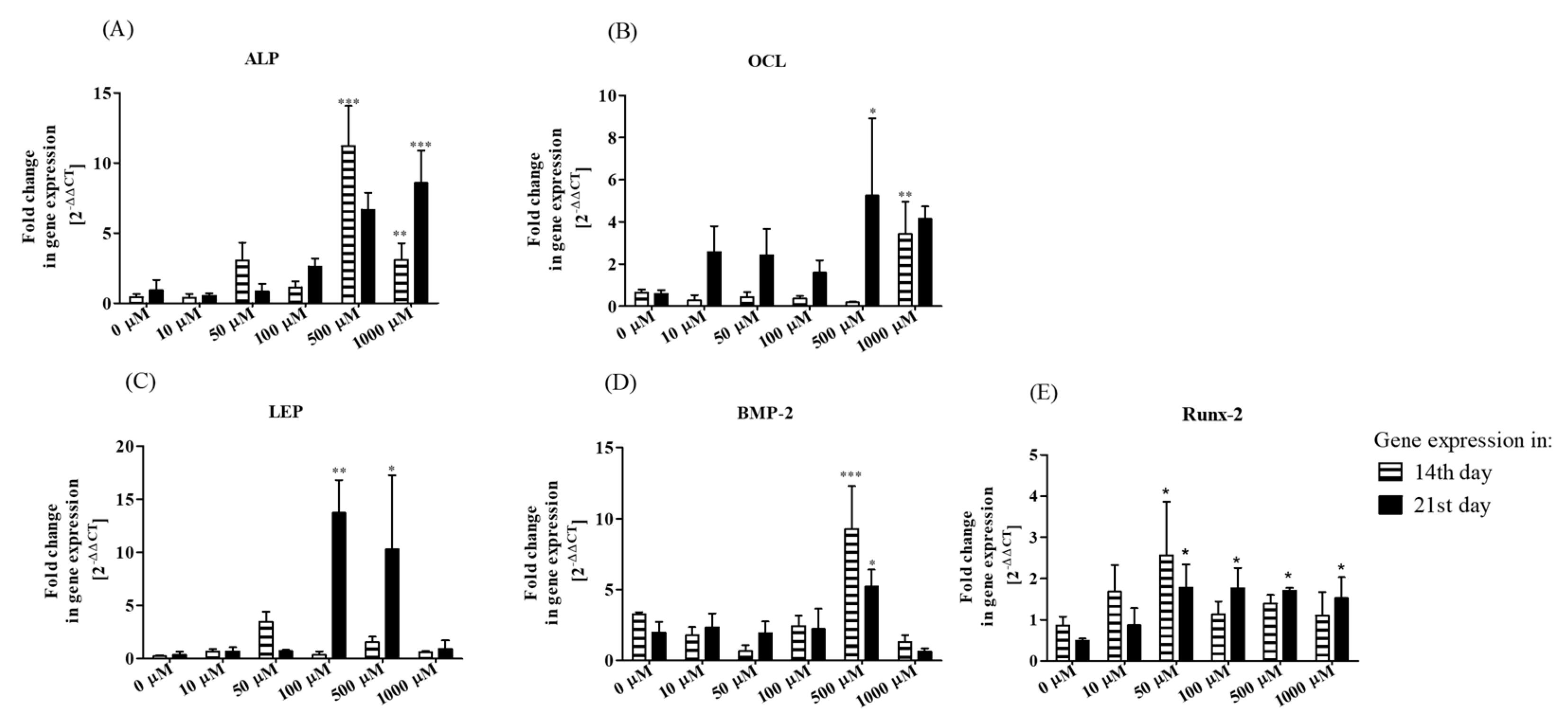 JCM | Free Full-Text | Metformin Promotes Osteogenic Differentiation