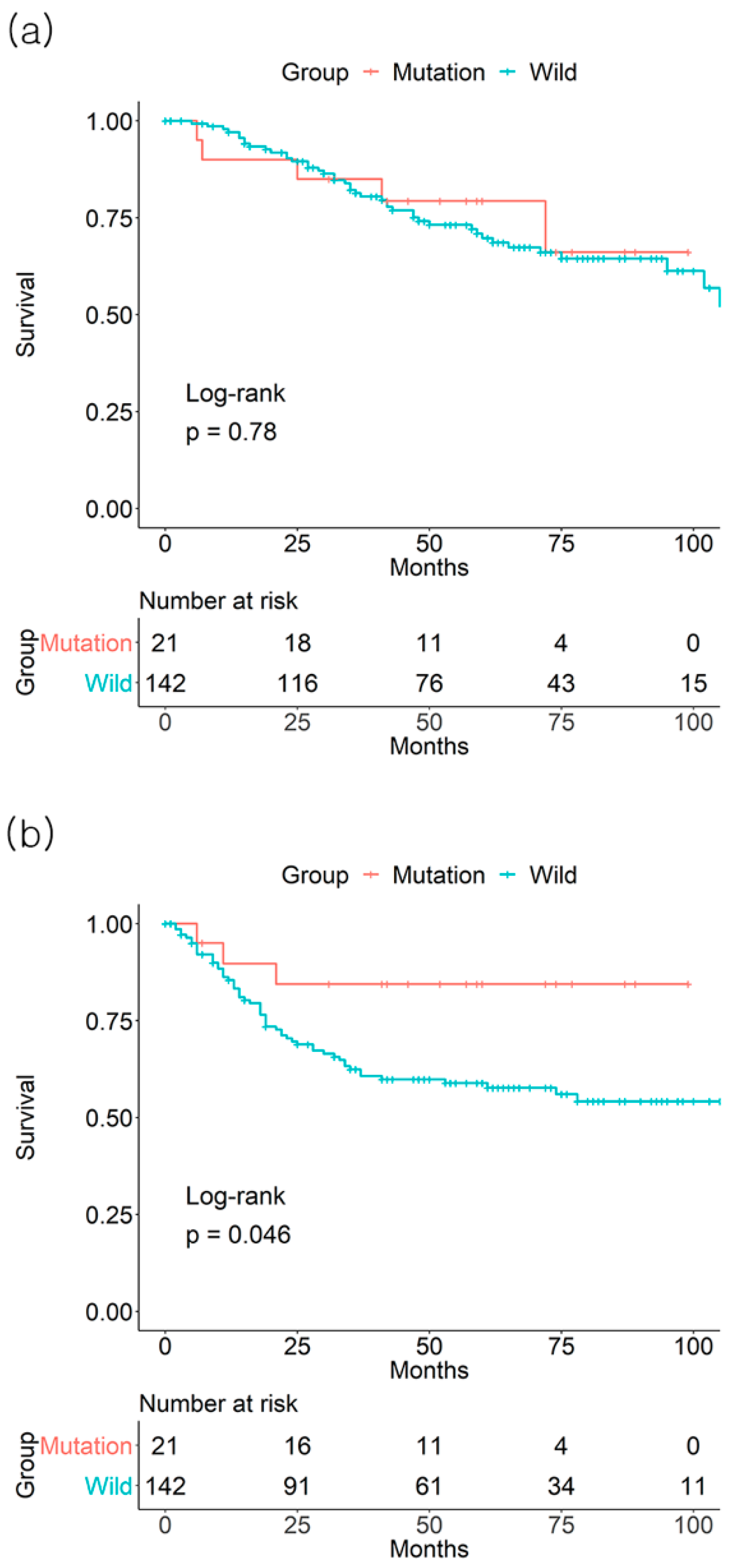 JCM | Free Full-Text | Colorectal Cancer Prognosis Is Not Associated