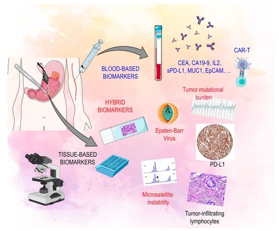 gastric cancer biomarkers
