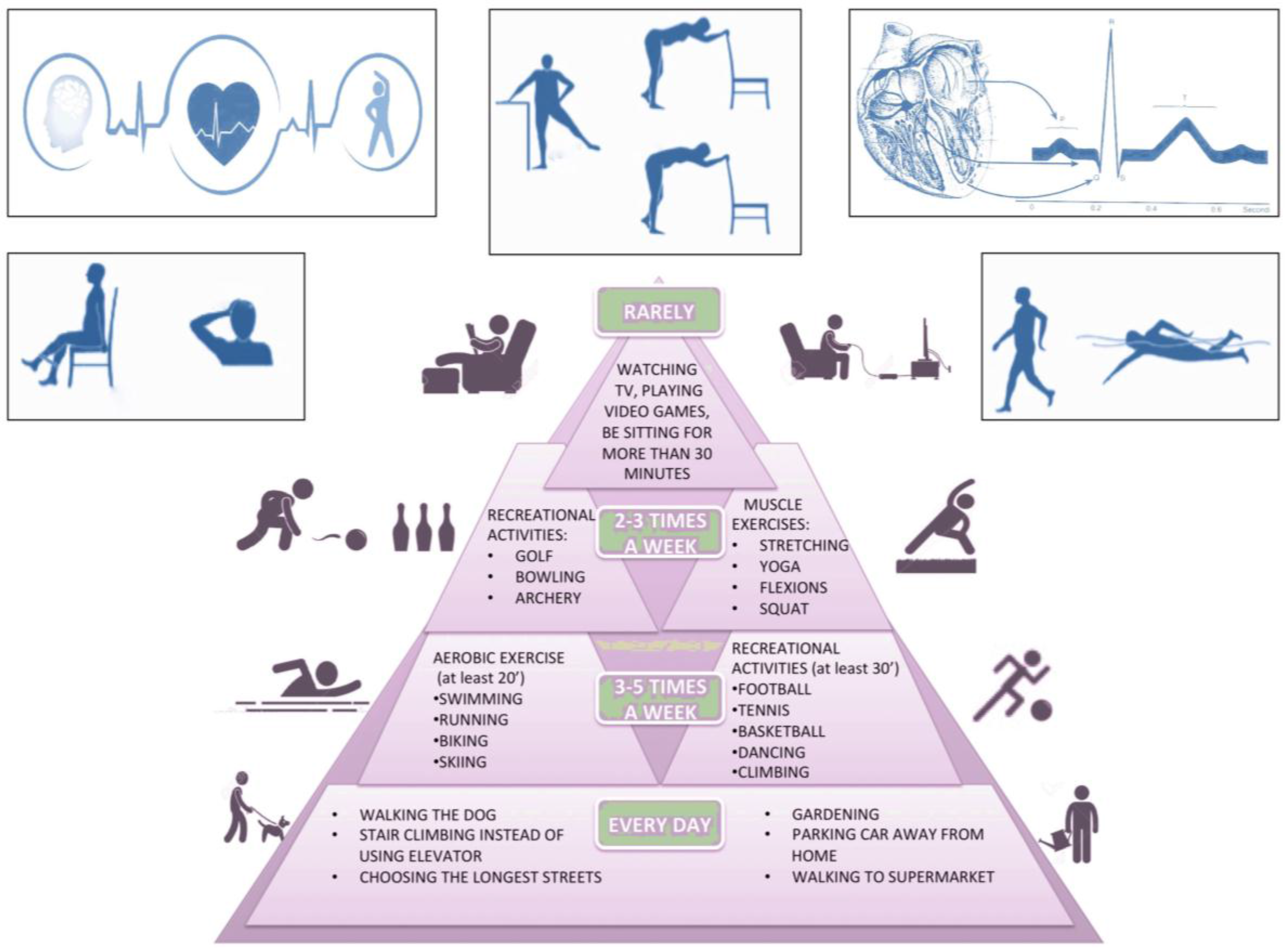 aha physical activity guidelines pdf