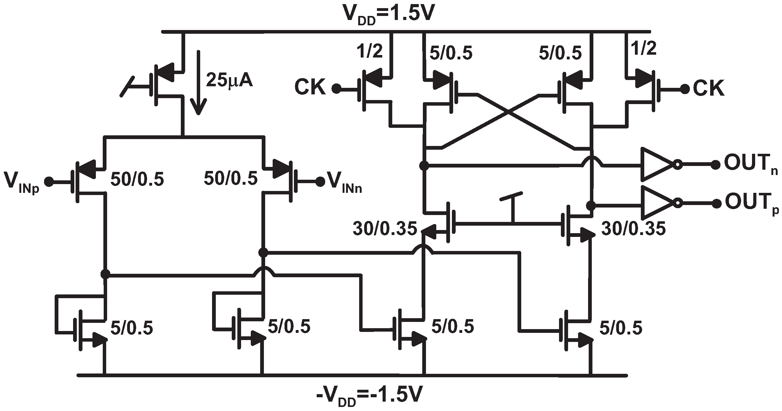 Jlpea Free Full Text A Multi Channel Low Power System On Chip 1mhz Quartz Crystal Oscillator Circuit Signalprocessing 02 00211 G004