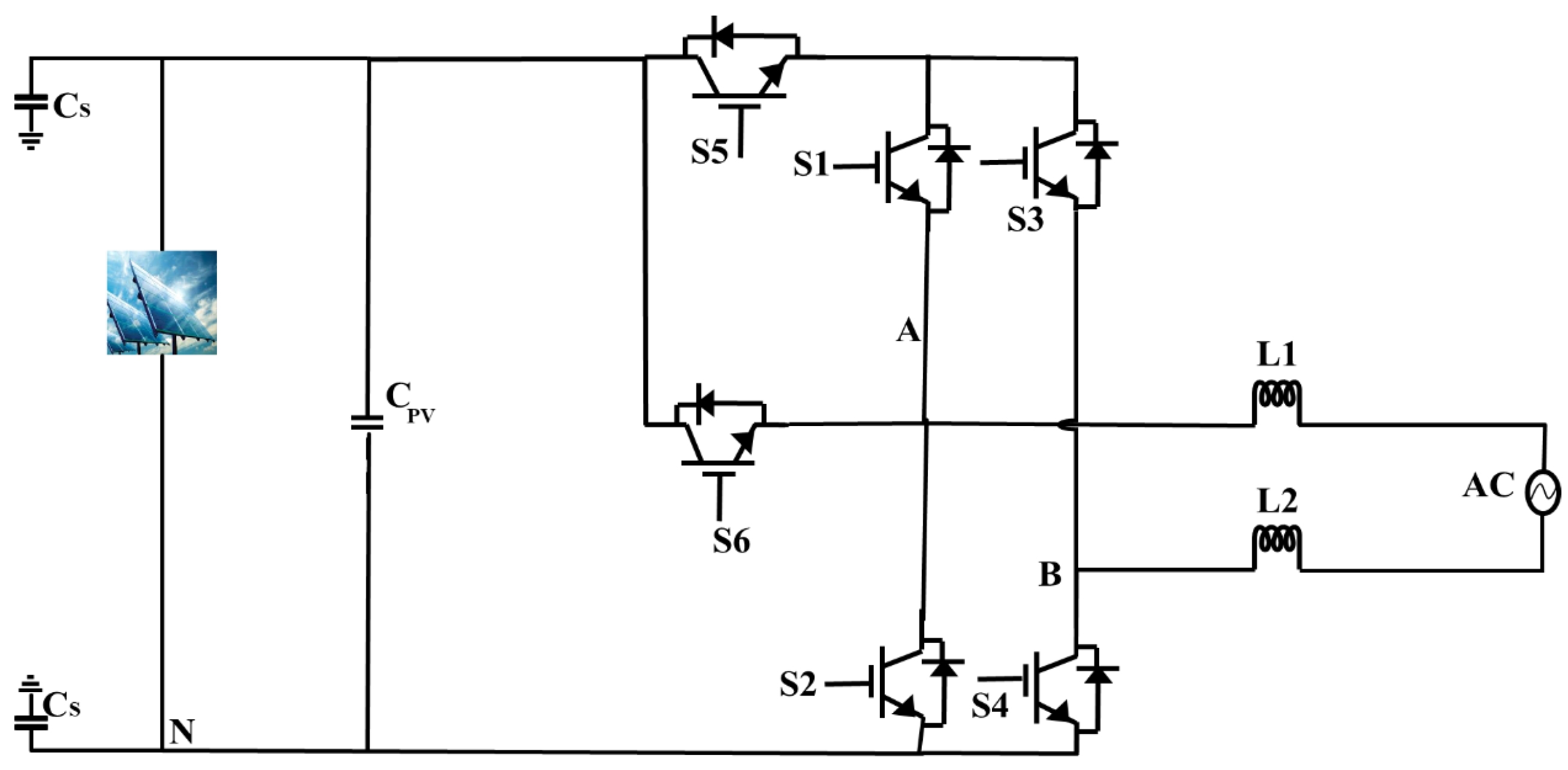 Single Phase Inverter Circuit Diagram | Jlpea Free Full Text An Improved Proposed Single Phase