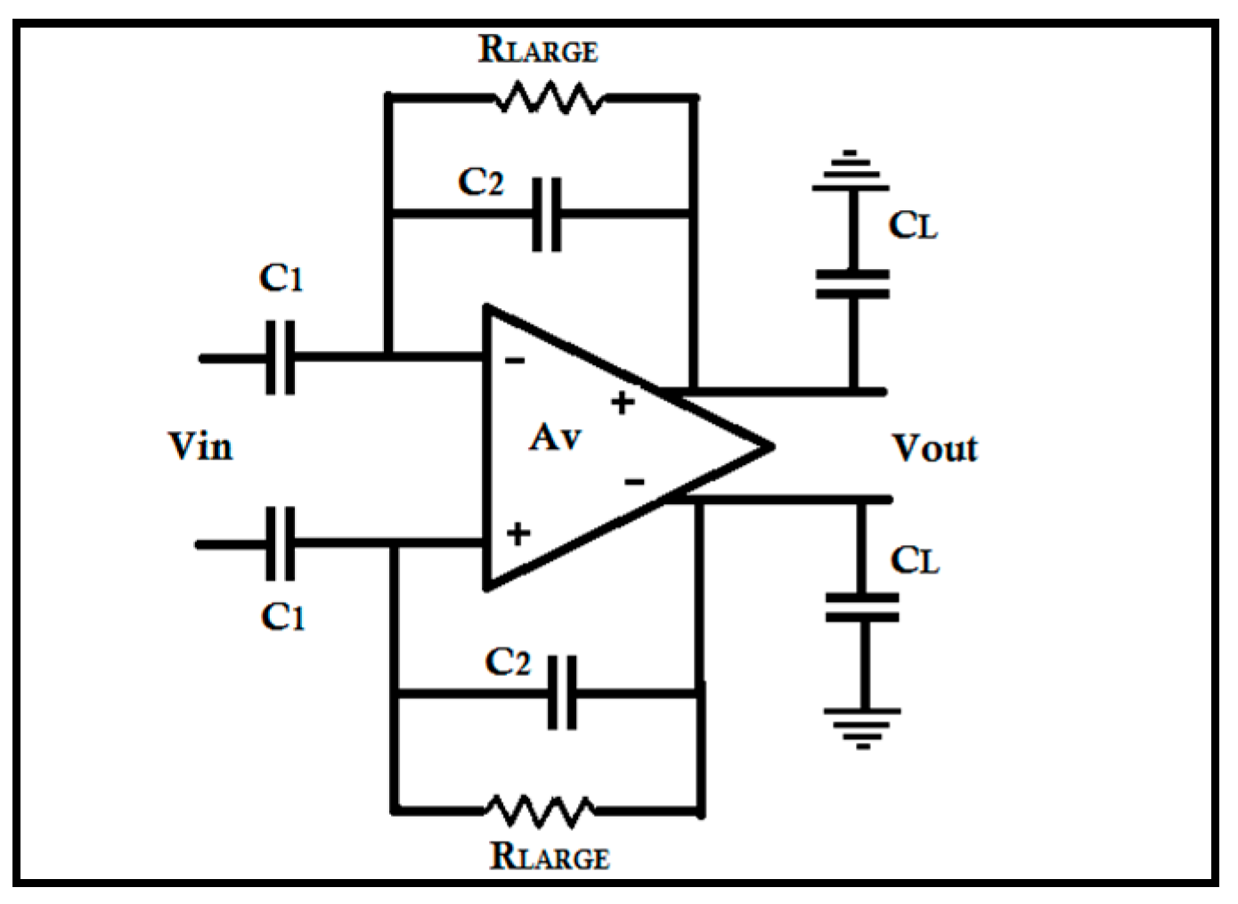 Jlpea Free Full Text An Improved Cmos Design Of Op Amp As Comparator Circuit With This The 08 00033 G003 Figure 3 Operational Amplifier