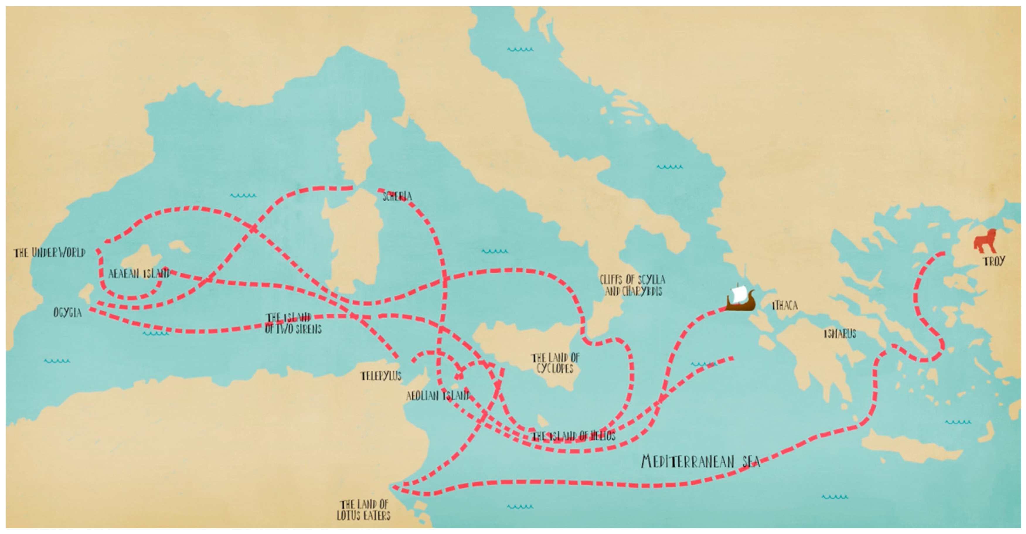 JPM   Free Full-Text   Personalised Medicine: The Odyssey from Hope Map Of Odysseus Voyage on map voyage of aeneas, map of ulysses voyage, map of christopher columbus voyage, map odysseus voyage home, map of pilgrims voyage,