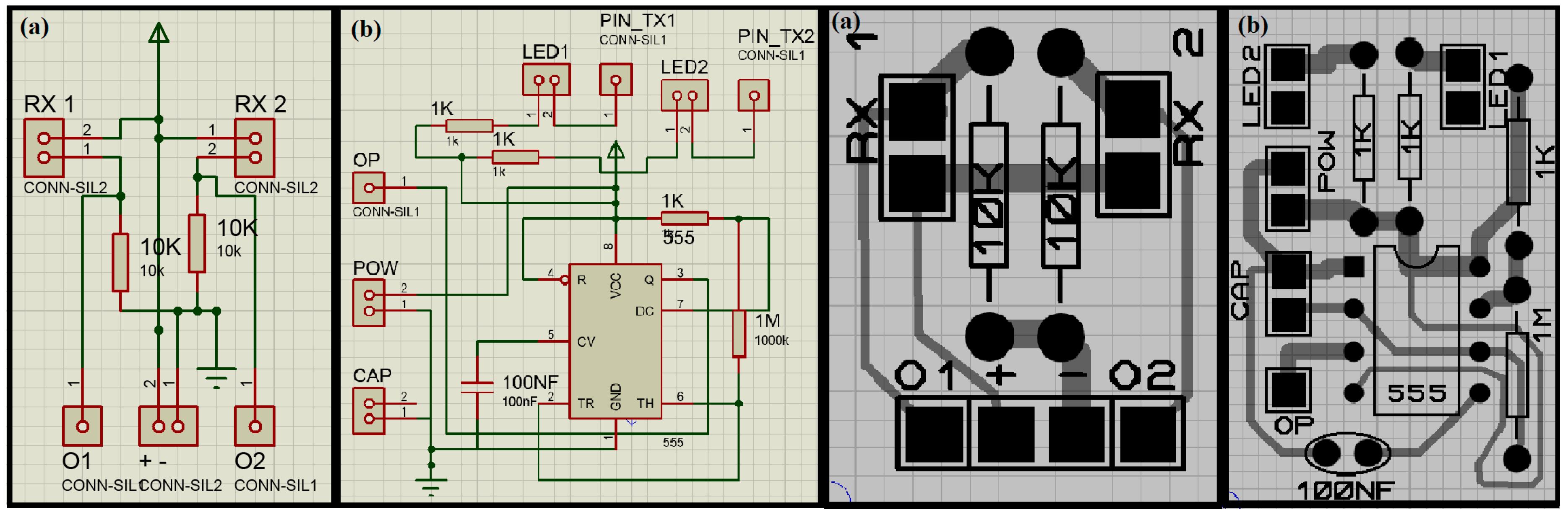 Jsan Free Full Text Design Fabrication And Testing Of An Lm555 Electronics Schematic Diagram Two Stage Time Delay Circuit Part 29 08 00002 G001 Figure 1