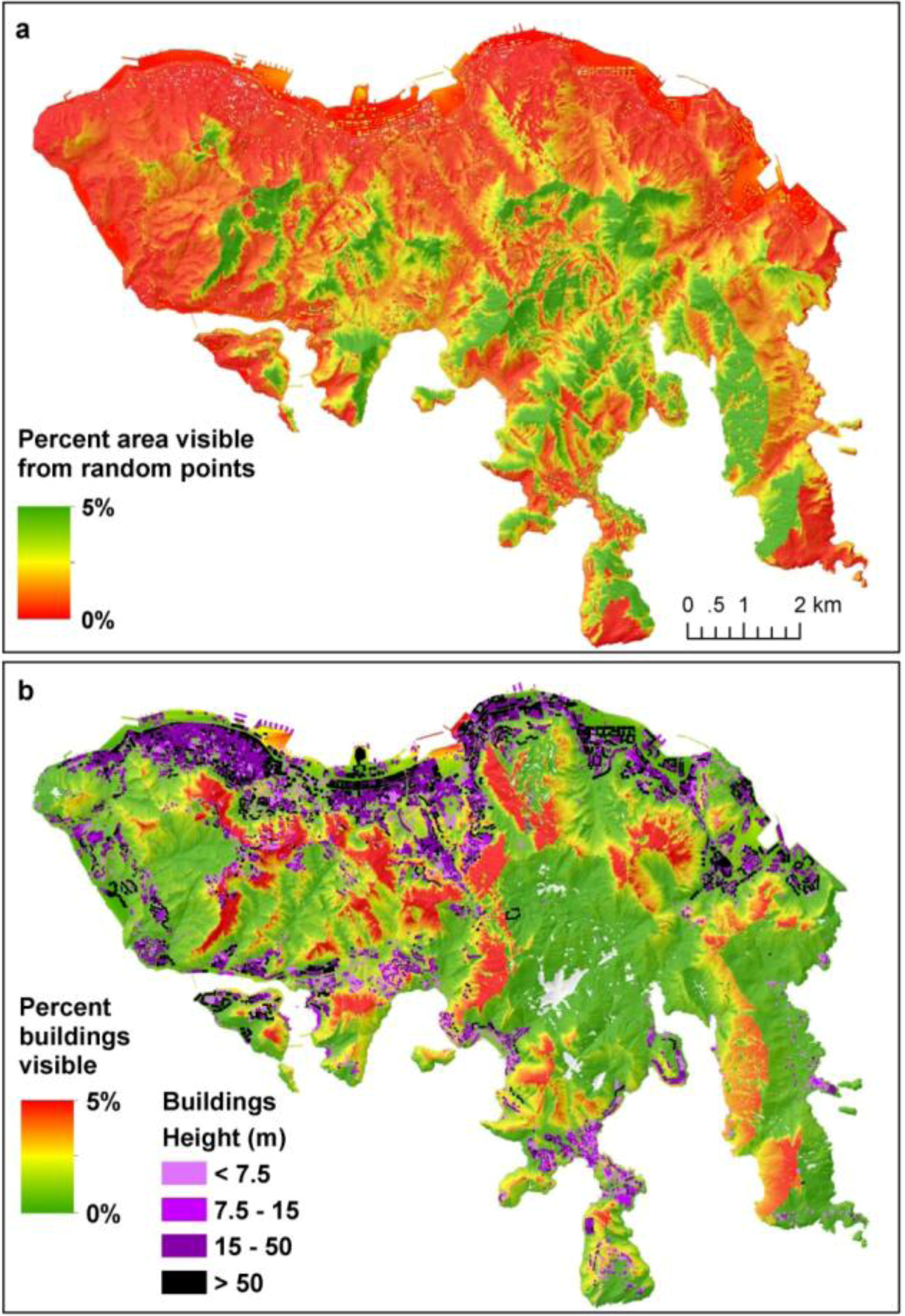 Land Free Full Text Incorporating Topography Into