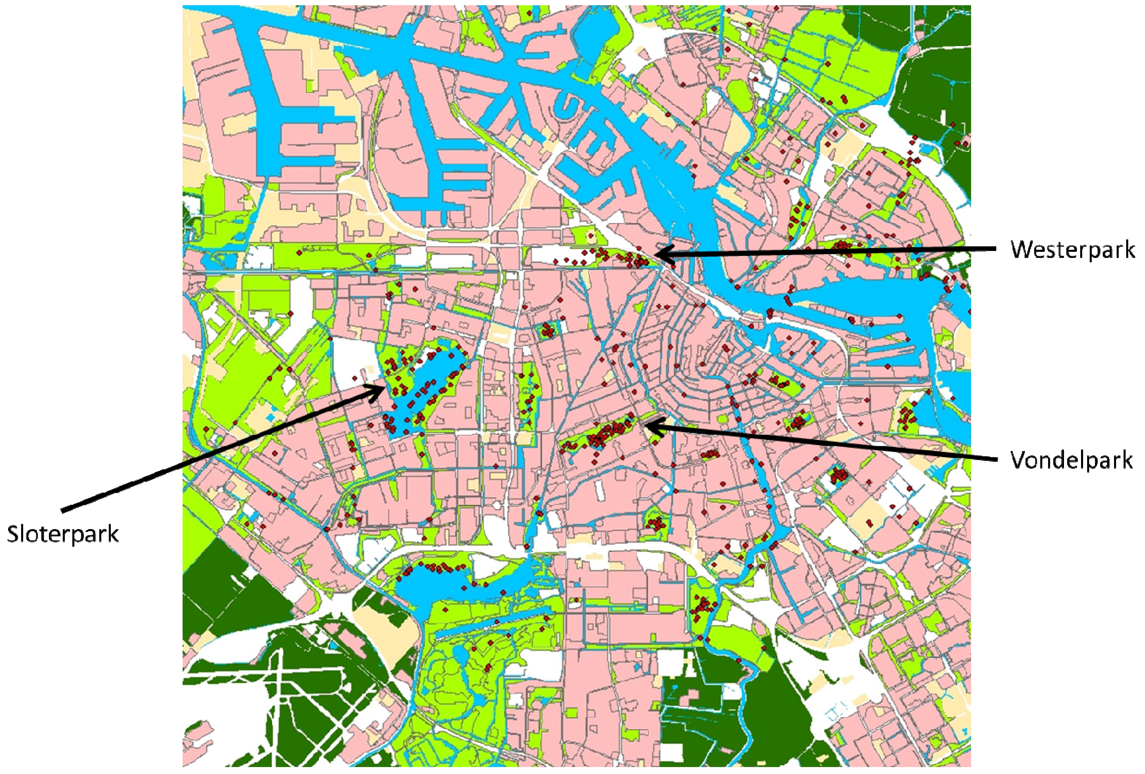 Land Free FullText Managing Urban Wellbeing in Rural Areas The