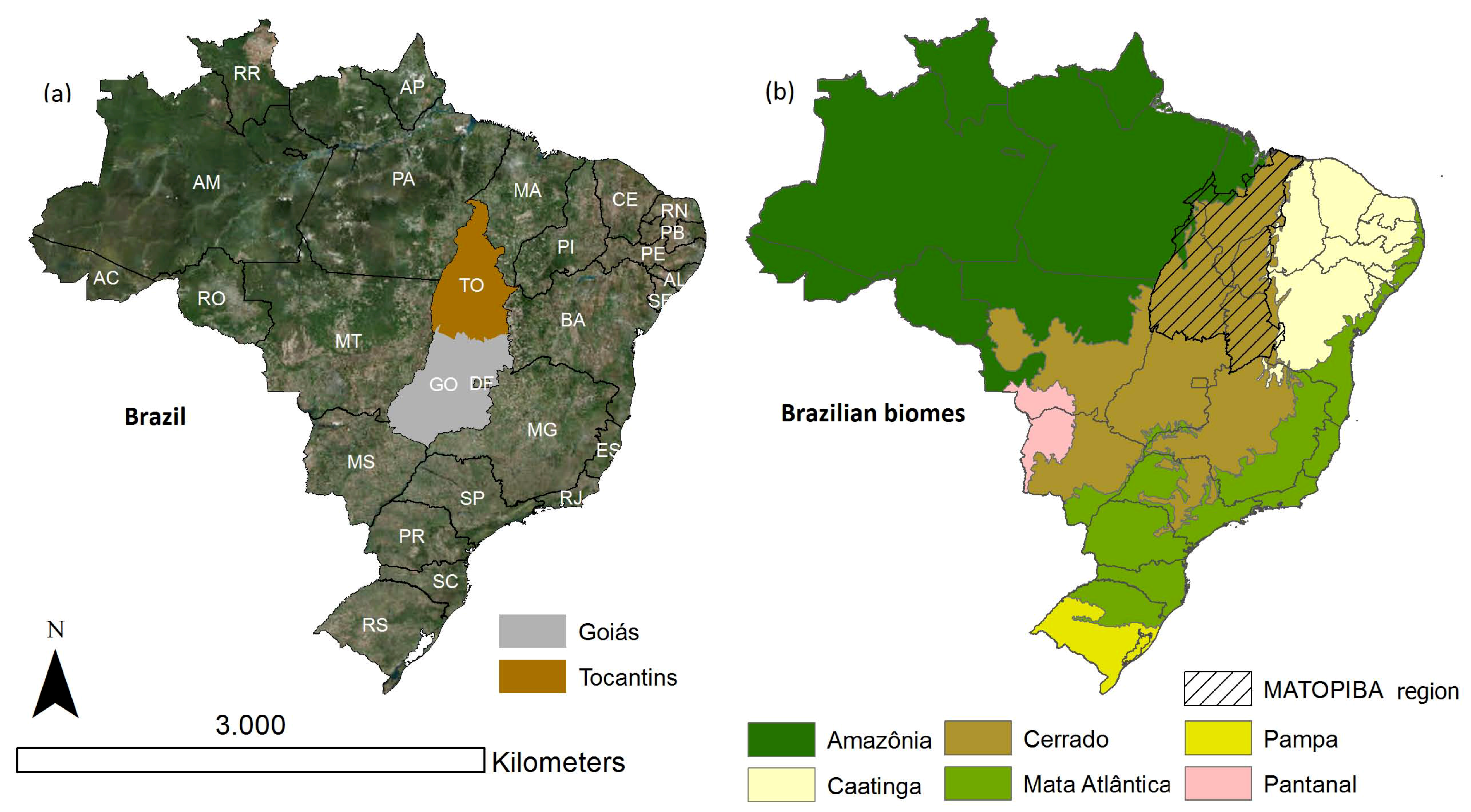 Land free full text the sino brazilian telecoupled for States with free land