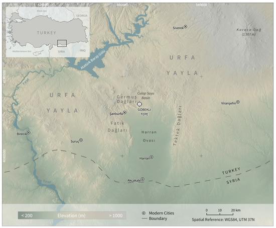 Land | Free Full-Text | Göbekli Tepe: A Brief Description of ... Gobekli Tepe Map on middle east map, stonehenge map, baalbek map, garden of eden map, rome map, istanbul map, cappadocia map, easter island map, ur map, fertile crescent map, babylon map, troy map, night sky map, turkey map, samaria map, catalhoyuk map, teotihuacan map, angkor wat map, ancient civilizations map, puma punku map,
