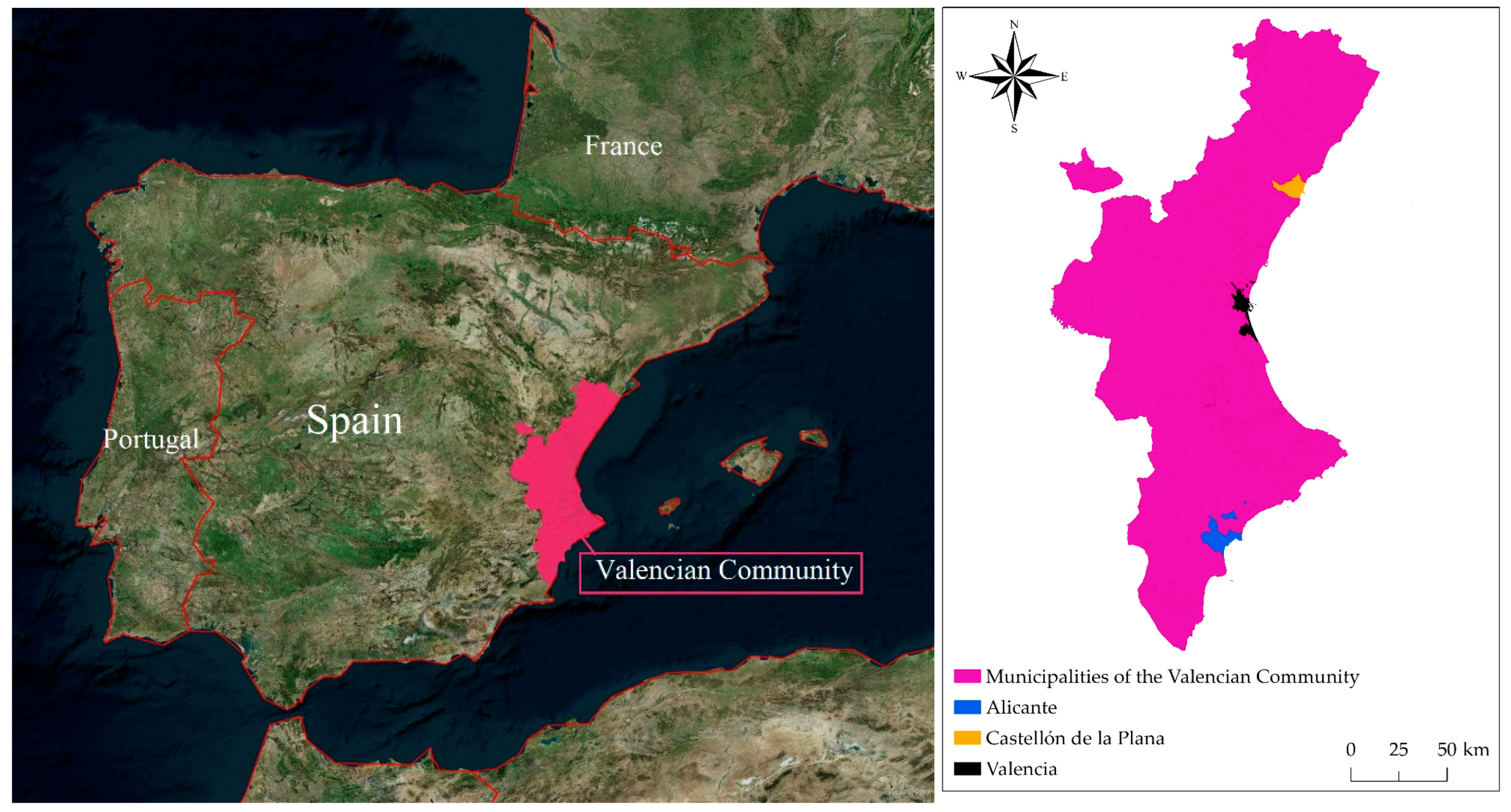 Actor Porno Alicante land | free full-text | industrial sprawl and residential