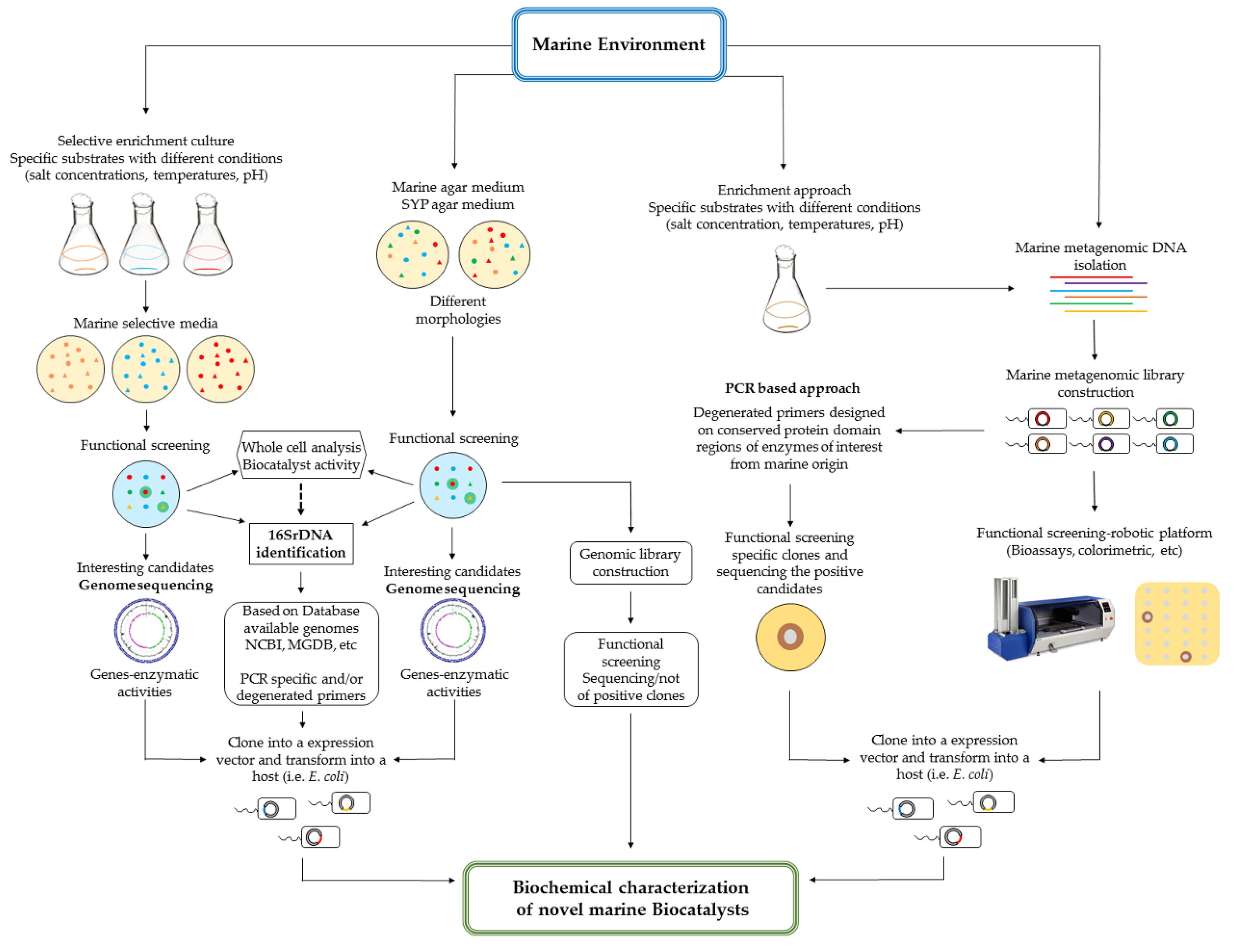 Marine Drugs | Free Full-Text | Integrated (Meta) Genomic