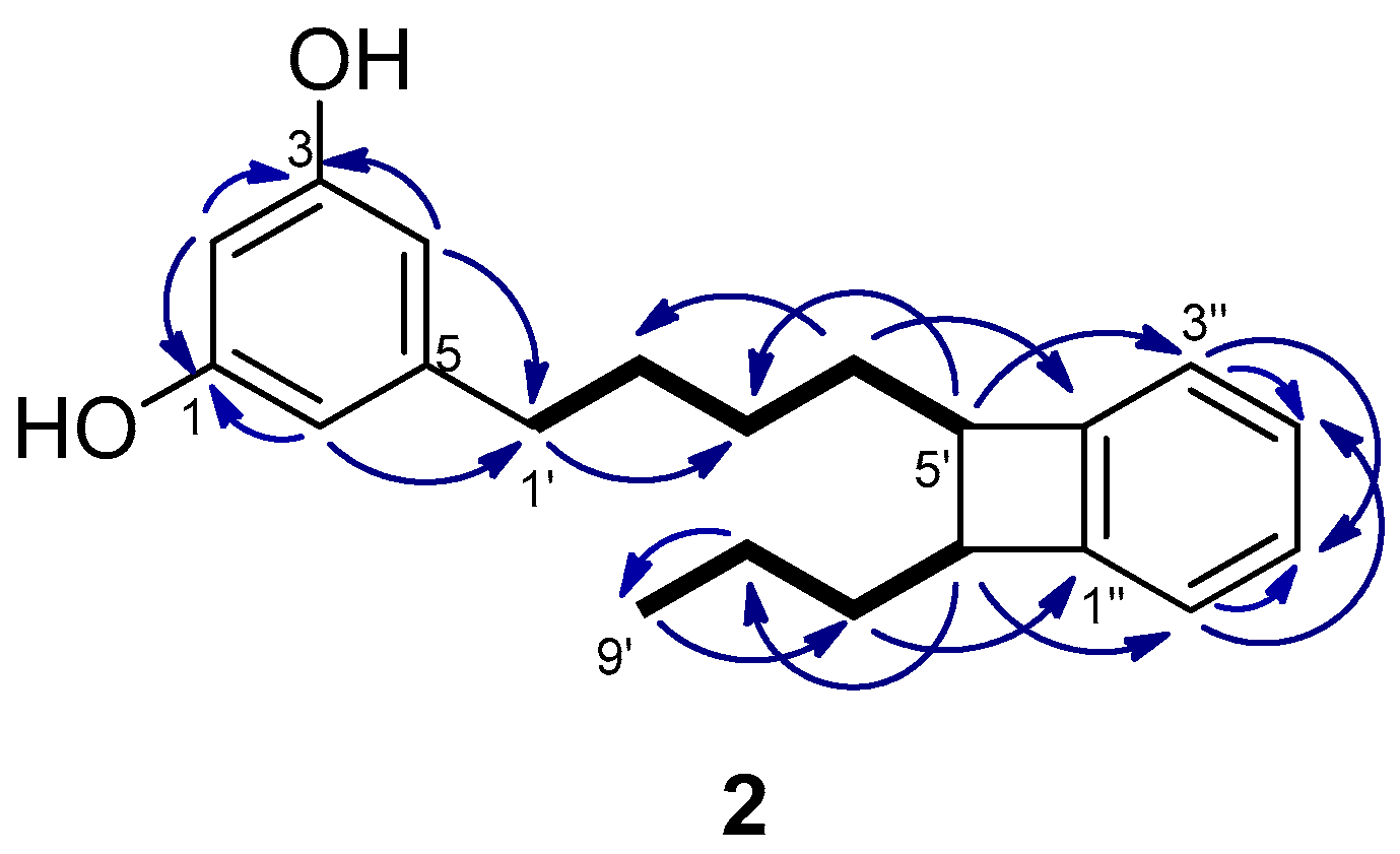 Marine Drugs Free Full Text 5 Alkylresorcinol Derivatives From Vwr Oven Wiring Diagram 1660 Marinedrugs 15 00344 G003