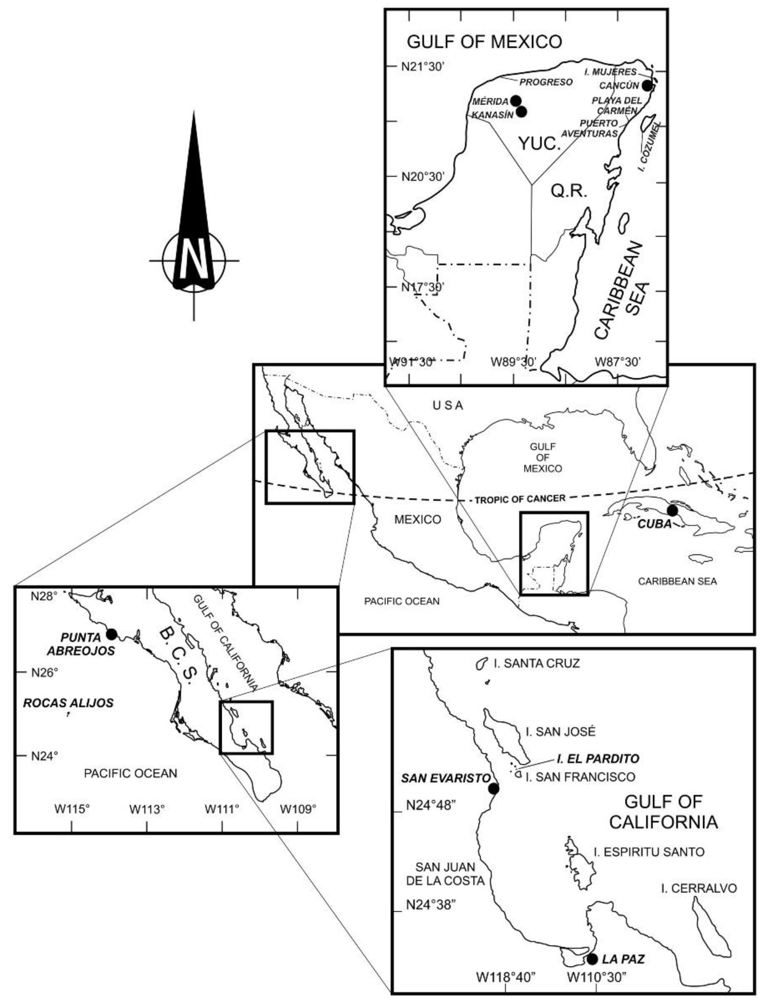Marine Drugs Free Full Text Ciguatera In Mexico 1984