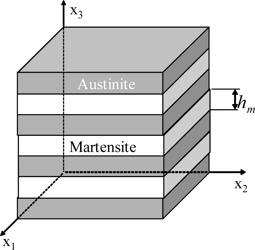 Thesis on shape memory alloys