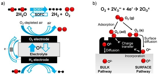 Roles of Bulk and Surface Chemistry in the Oxygen Exchange Kinetics and Related Properties of Mixed Conducting Perovskite Oxide Electrodes