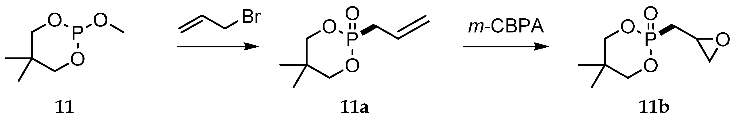 Materials Free Full Text Recent Developments In Organophosphorus Hf Data Diagrams O 2 Meta Dibromobenzene 10 00784 Sch001