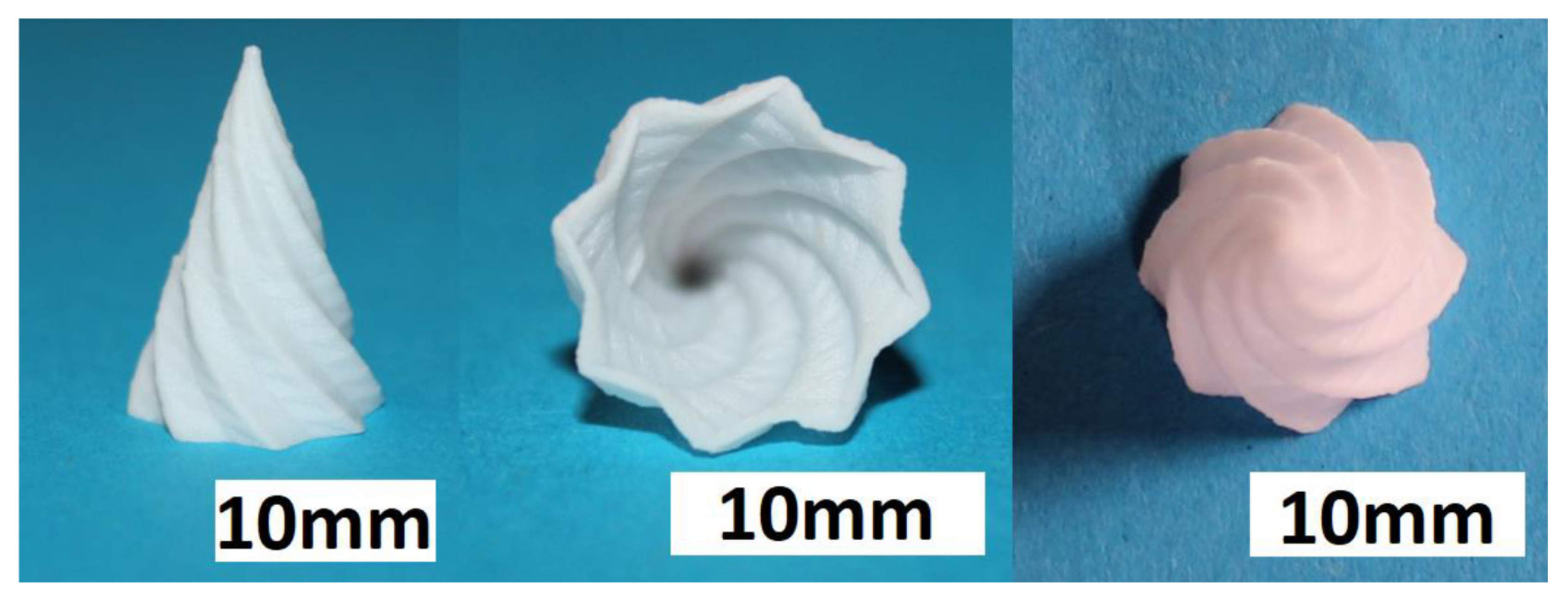 materials free full text ceramic based 4d components
