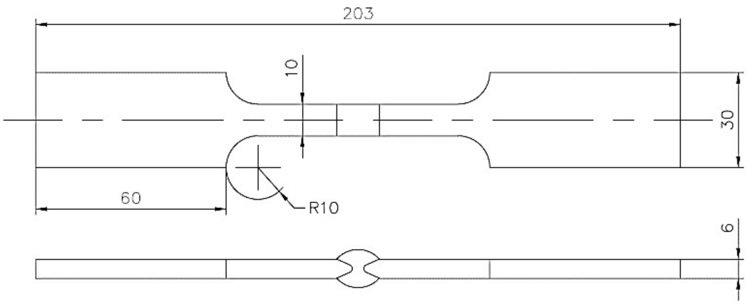 Materials Free Full Text The Effect Of Weld Reinforcement And Diagram Welding No