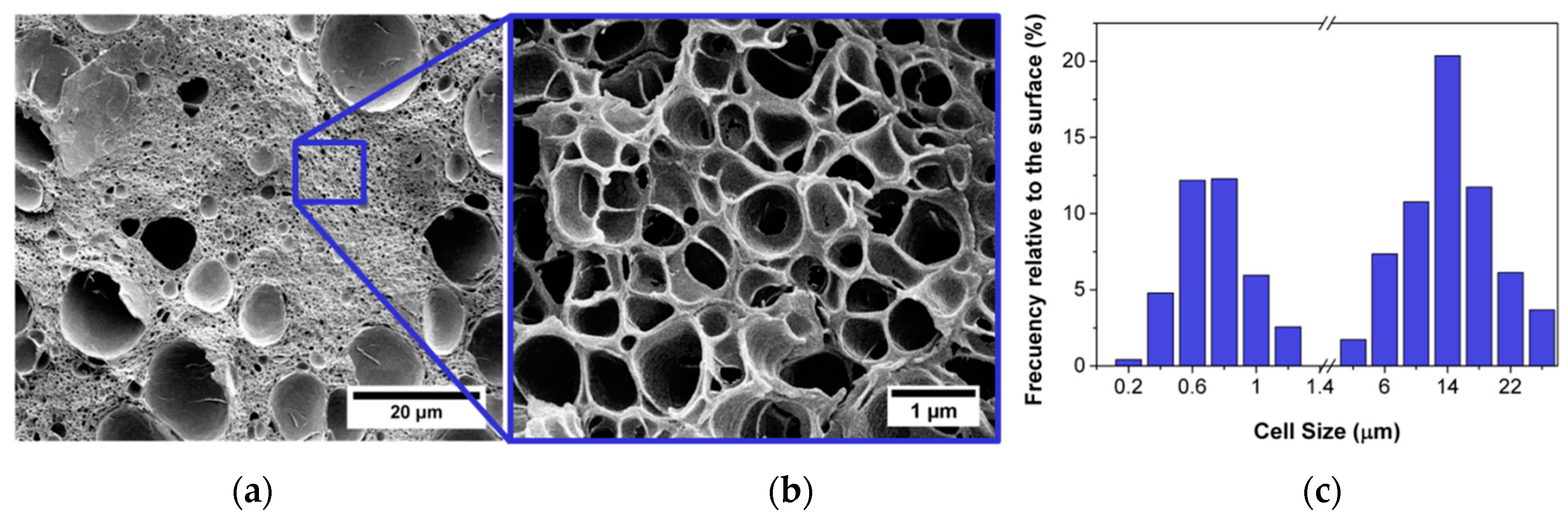 Materials | Free Full-Text | Nanocellular Polymers: The Challenge of