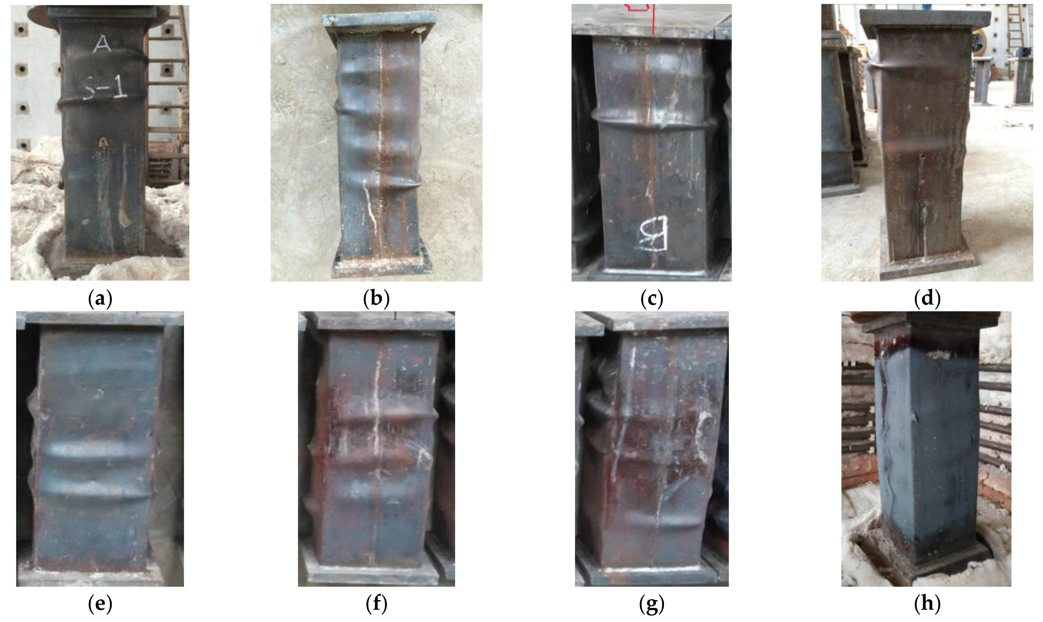 Materials Free Full Text Axial Compression Performance