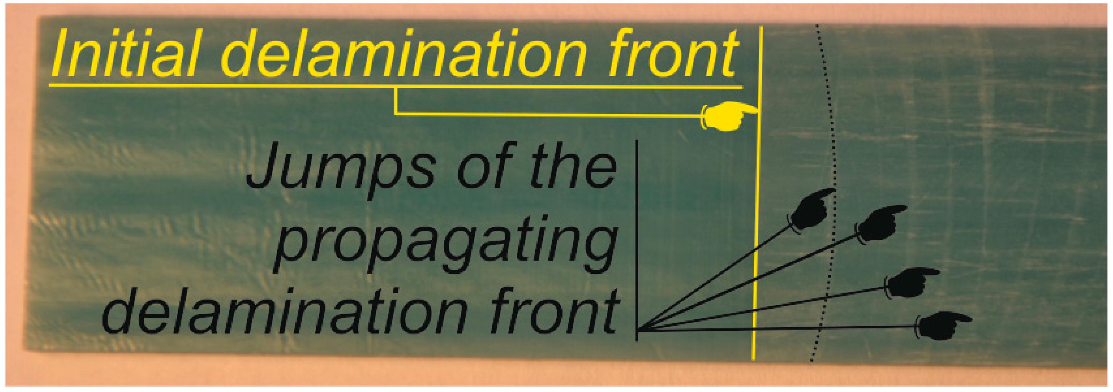 Materials Free Full Text Mode I Interlaminar Fracture