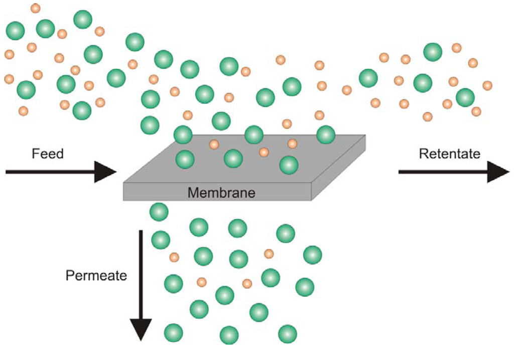 Membranes Free Full Text Investigation Of Cross Linked