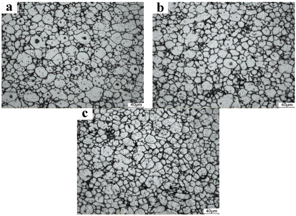 Metals | Free Full-Text | Research on Semisolid Microstructural ...