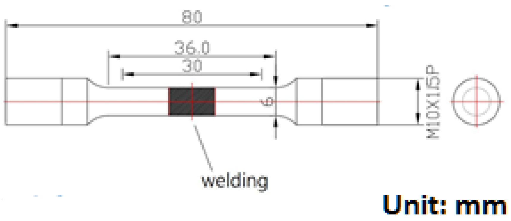 tensile properties and microstructural analysis of Analysis of physical properties can  structural or microstructure analysis of  mechanical testing details the laboratory's capabilities for tensile and.