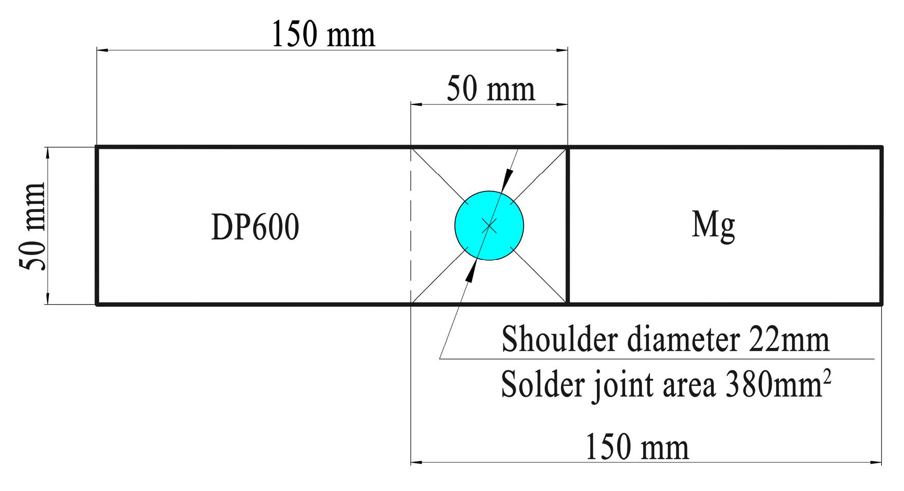 Metals Free Full Text The Role Of Mechanical Connection During Diffusion Welding Diagram 07 00217 G002