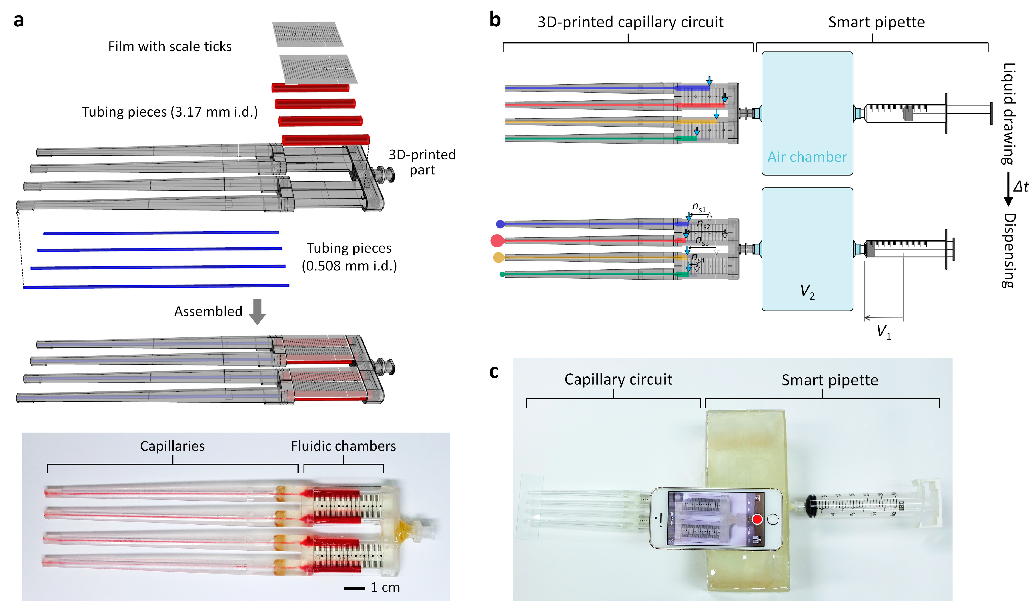 Micromachines | Free Full-Text | 3D-Printed Capillary Circuits for ...