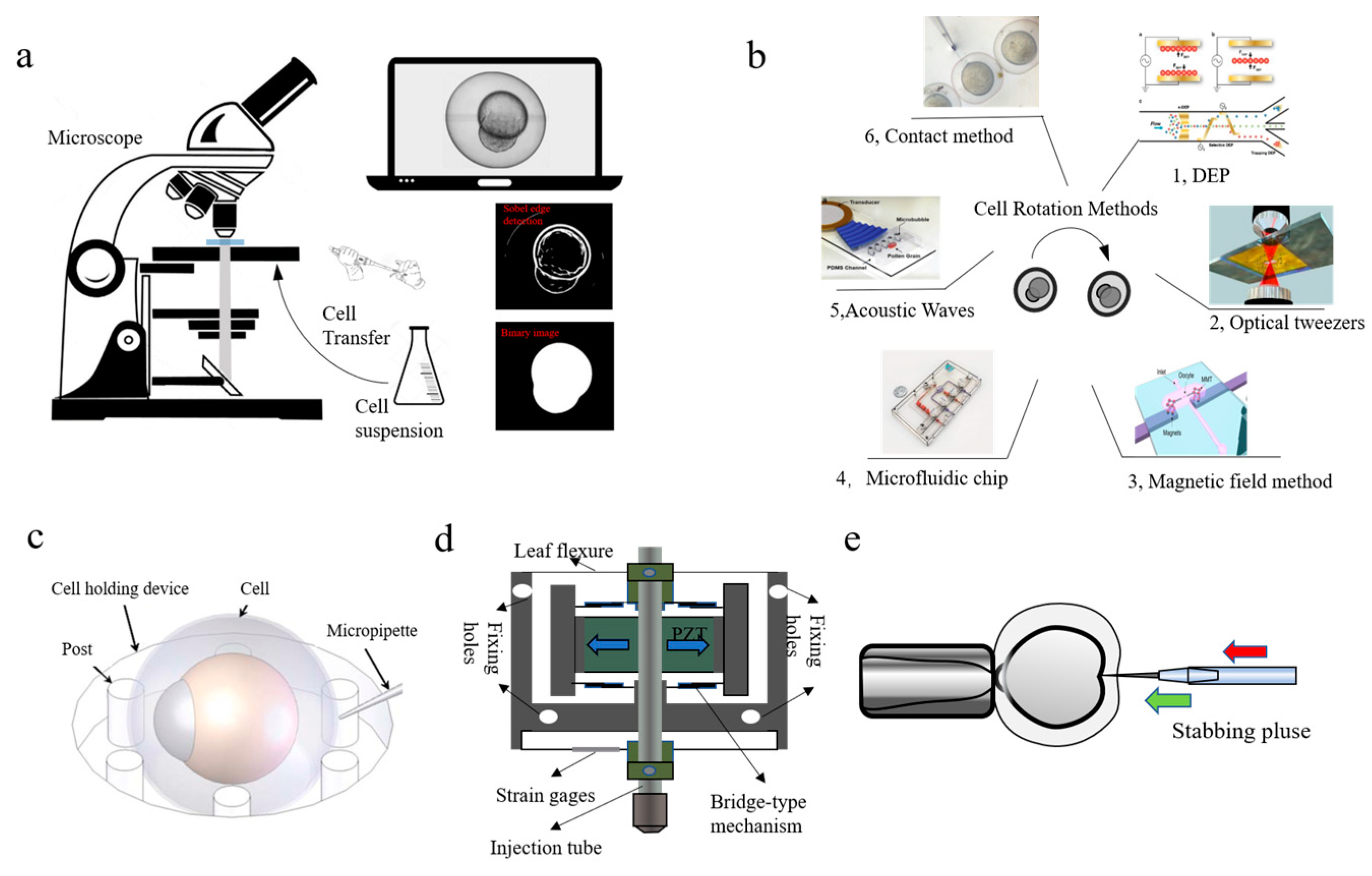 Micromachines | Free Full-Text | A Review on Microscopic ... on