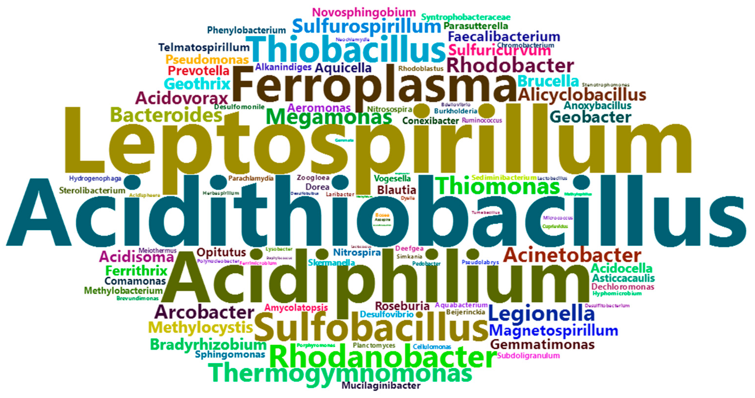 Minerals free full text microbial diversity and community abstract sciox Gallery